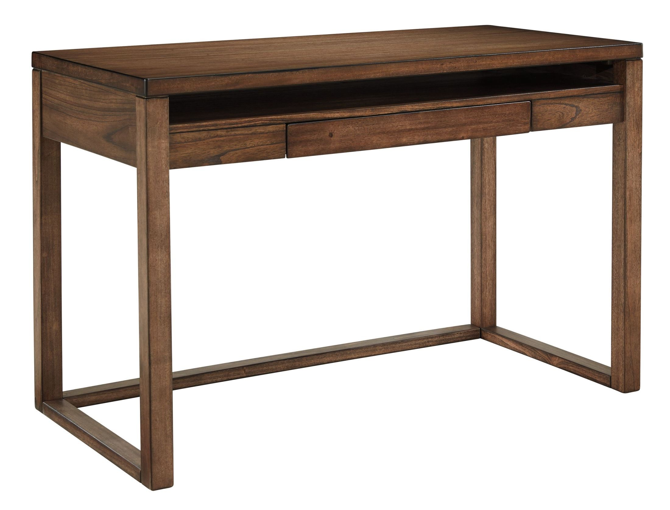 baybrin rustic brown home office small desk baybrin rustic brown home office small