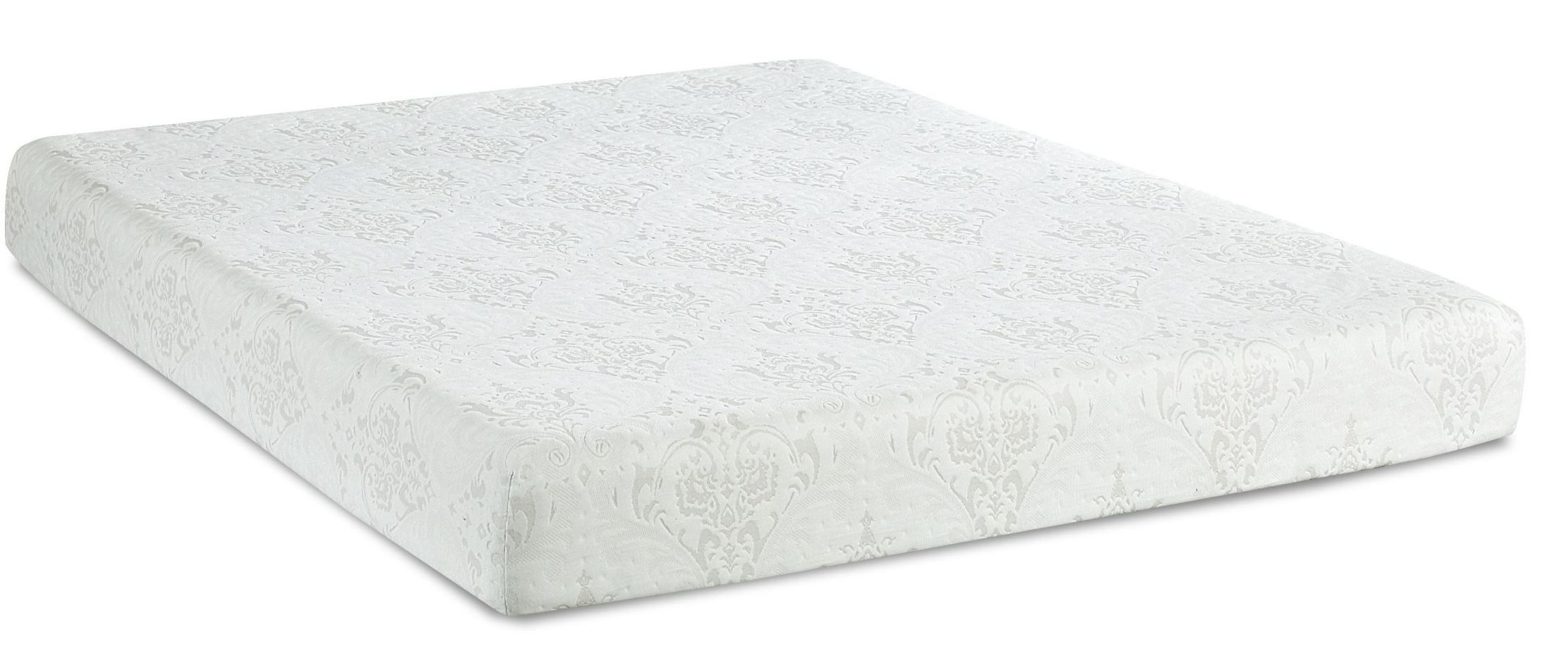"Hampton 8"" Memory Foam Twin Mattress from Klaussner"