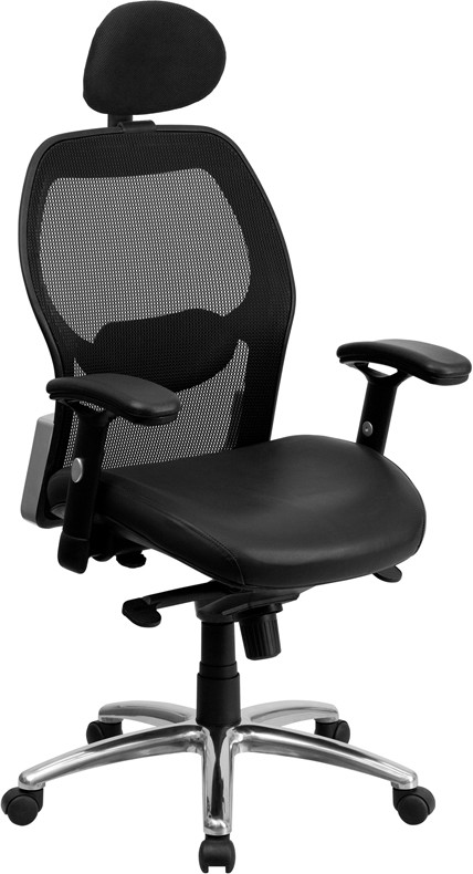 Office Furniture Office Chairs High Back Super Black Office Chair