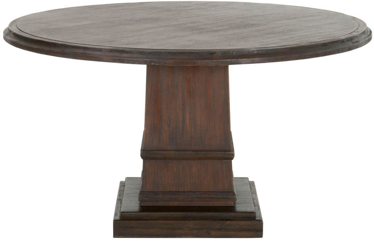 Fabulous Round Dining Table for 6 Pics Inspirations Dievoon : hudson54rounddiningtable rusticjava 1orientexpress from www.dievoon.info size 1232 x 793 jpeg 75kB
