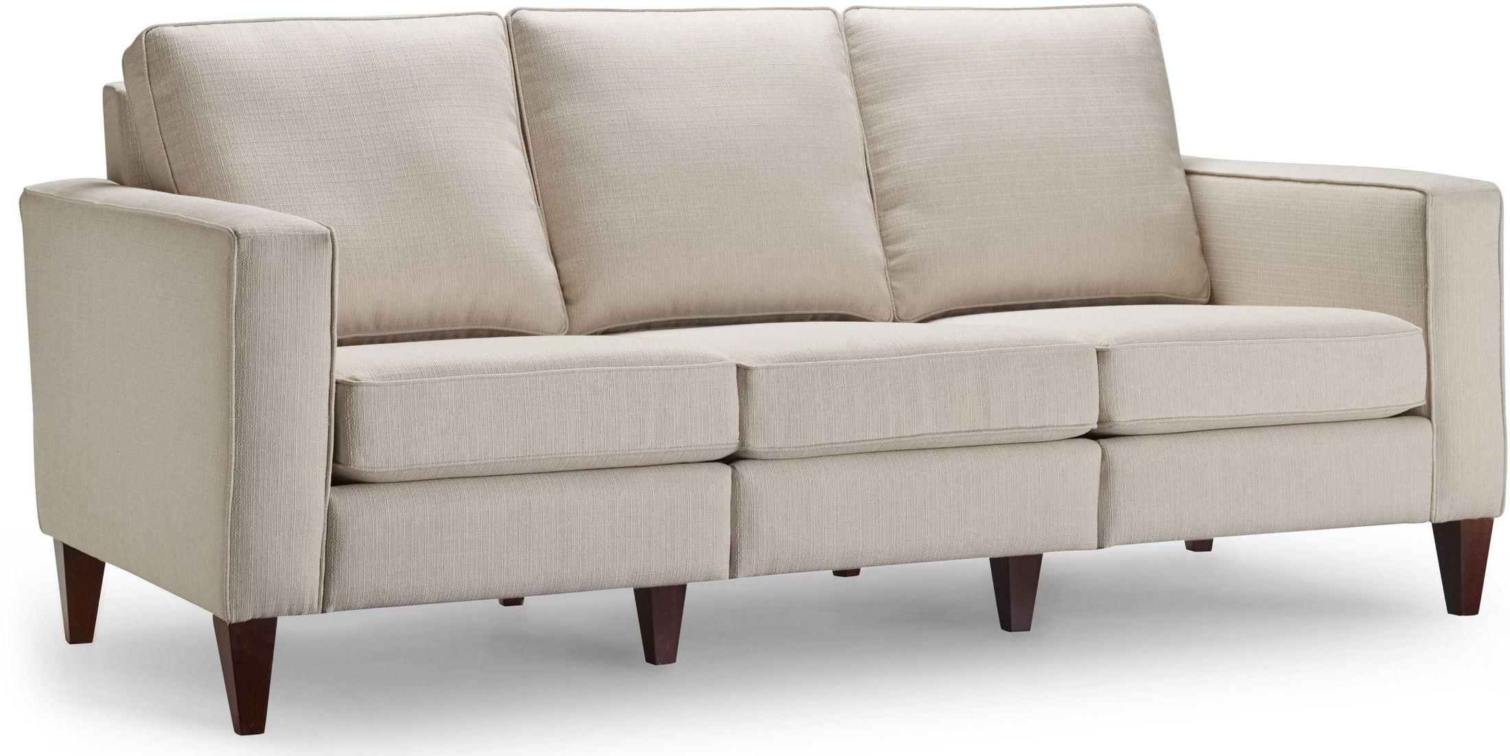 Parker Almond Living Room Set HW1503 02 905BGESO Hooker