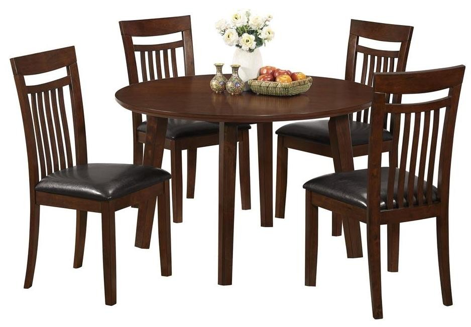 Antique oak dining room sets