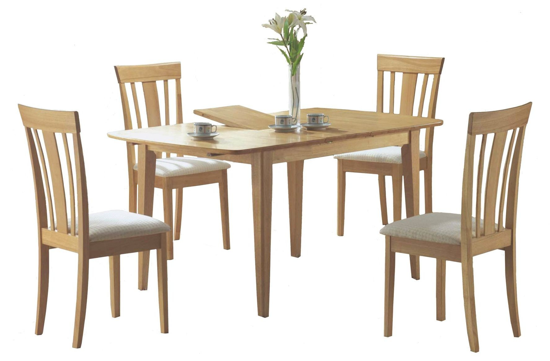 4267 maple butterfly leaf dining dining room set from