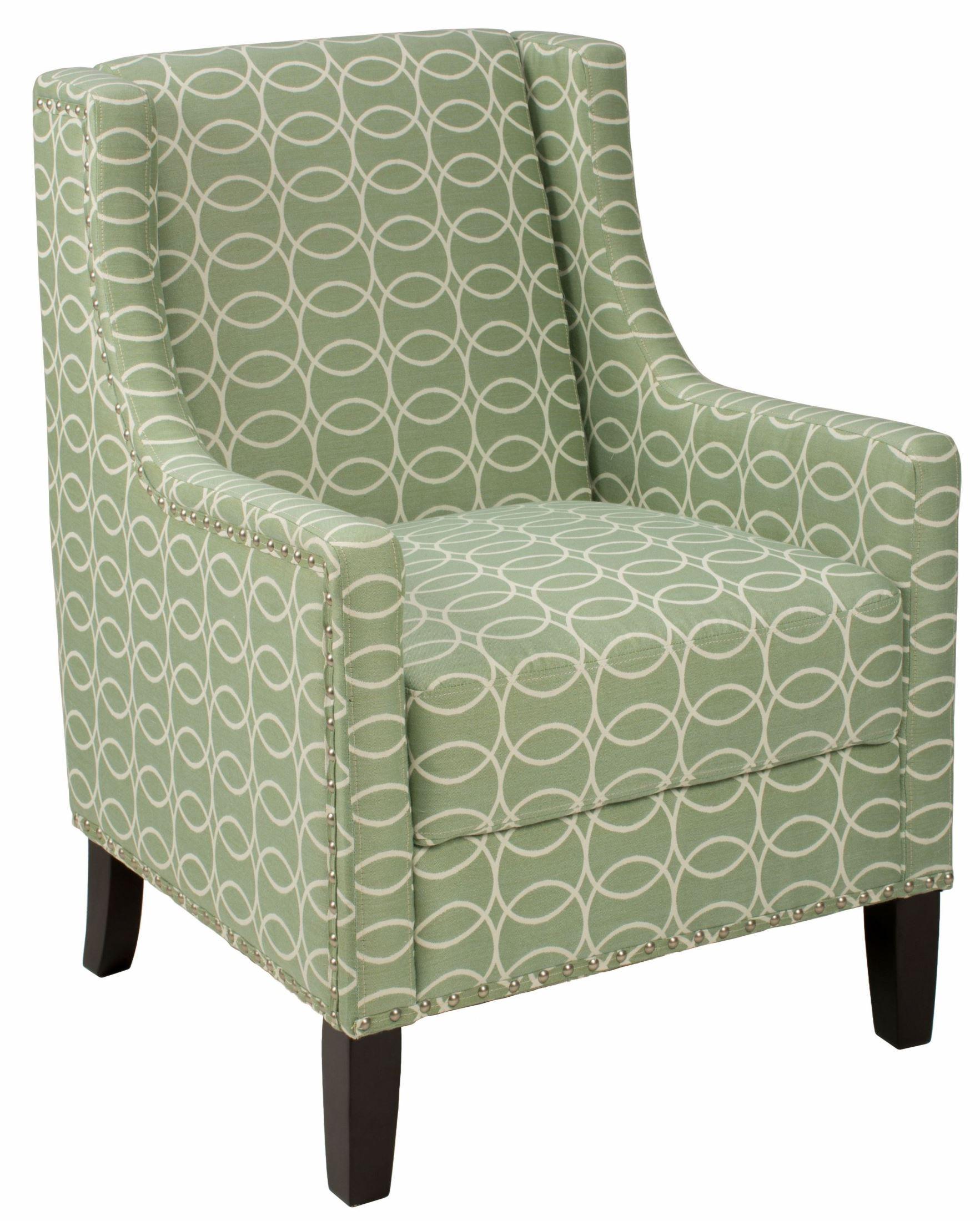 Josie Mint Green Accent Chair Josie Ch Mint Jofran