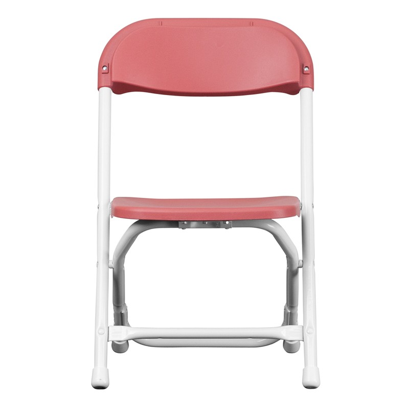 Kids Burgundy Plastic Folding Chair From Renegade Y Kid By Gg Coleman Furniture