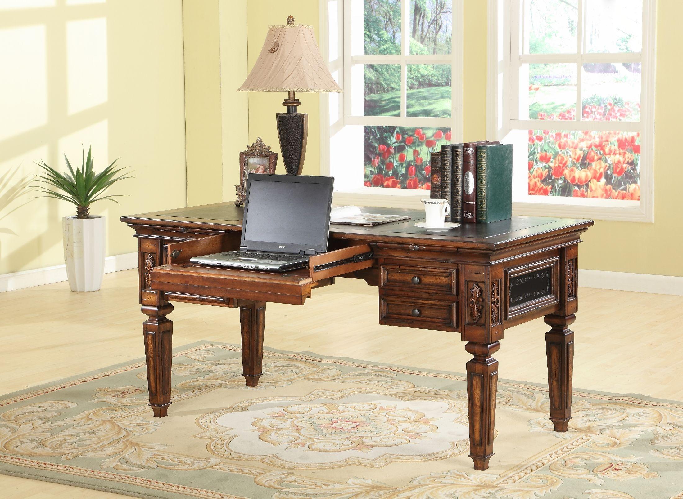 Leonardo Writing Desk from Parker House LEO 485