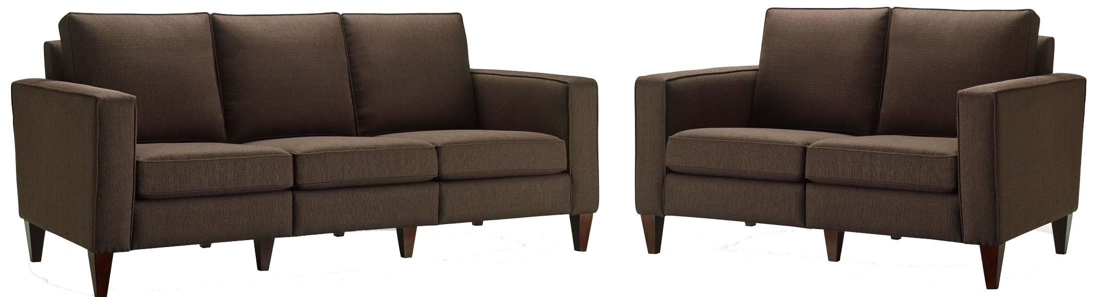 Parker Java Living Room Set HW1503 02 100CHOSO Hooker