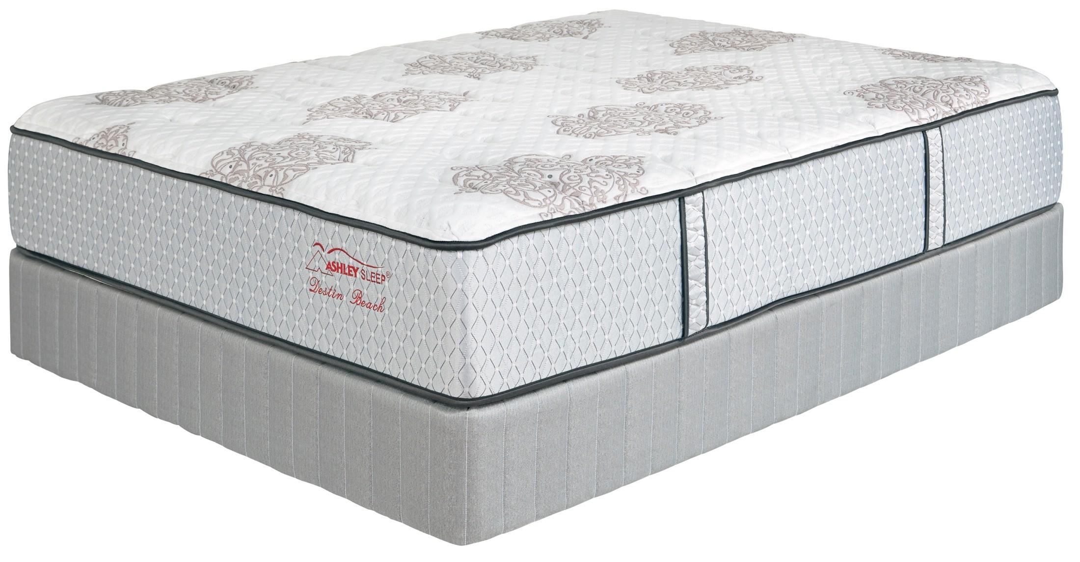 Destin Beach Queen Size Firm Mattress M87031 Ashley Furniture