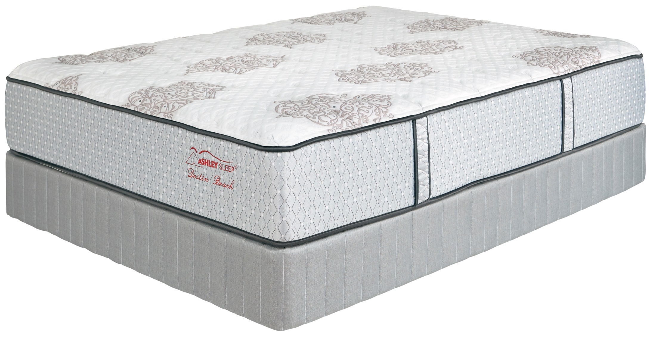 Destin Beach Cal King Size Firm Mattress M87051 Ashley Furniture