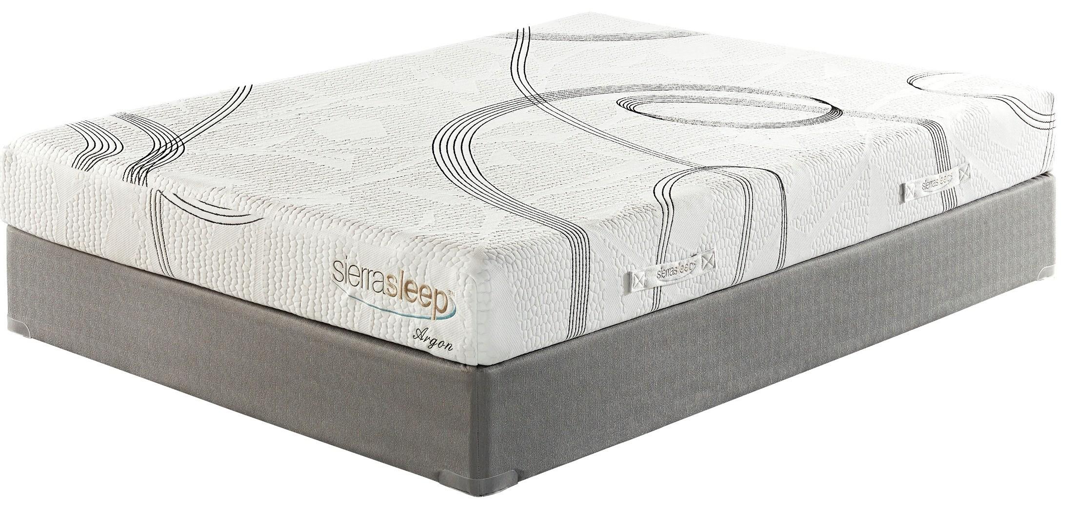 8 Series Queen Size Memory Foam Mattress M99031 Ashley Furniture