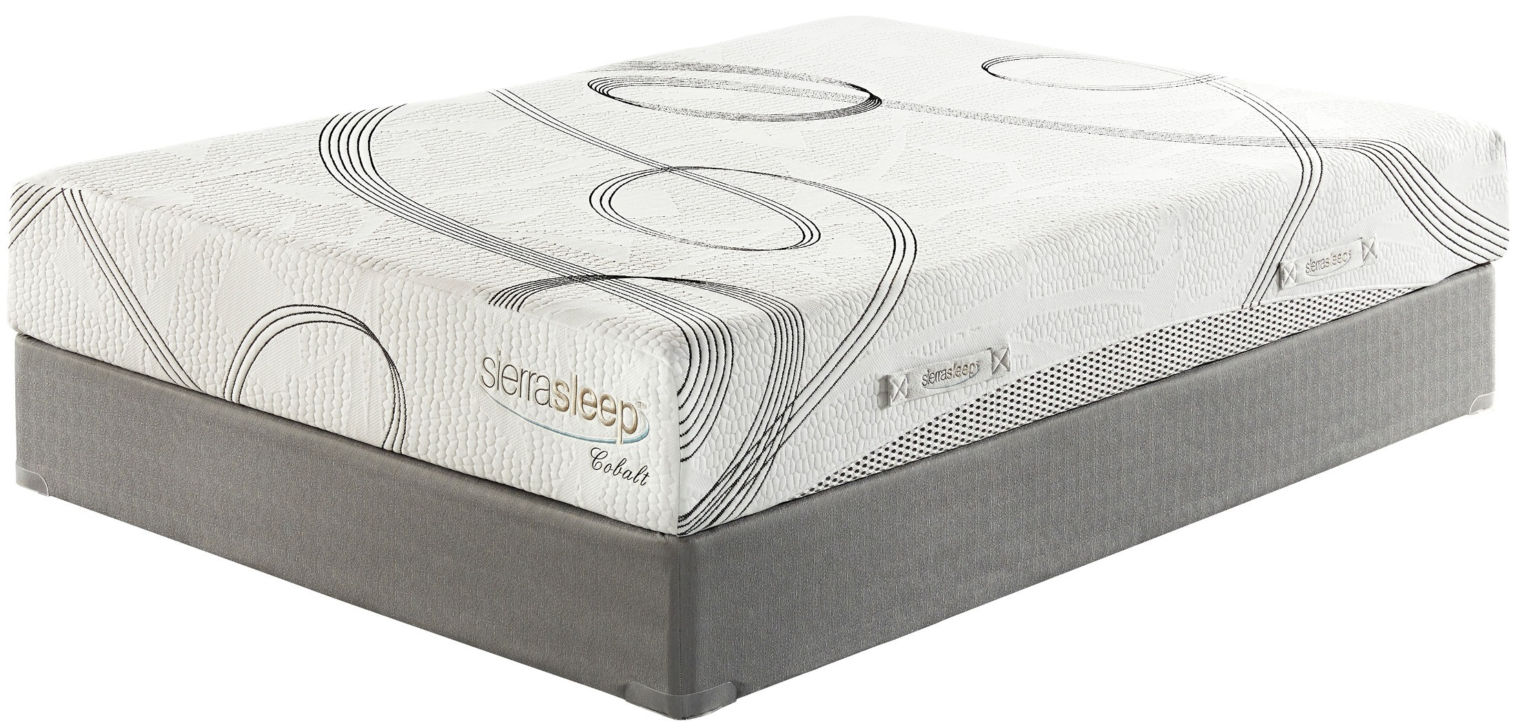 10 Series Queen Size Memory Foam Mattress M99131 Ashley Furniture