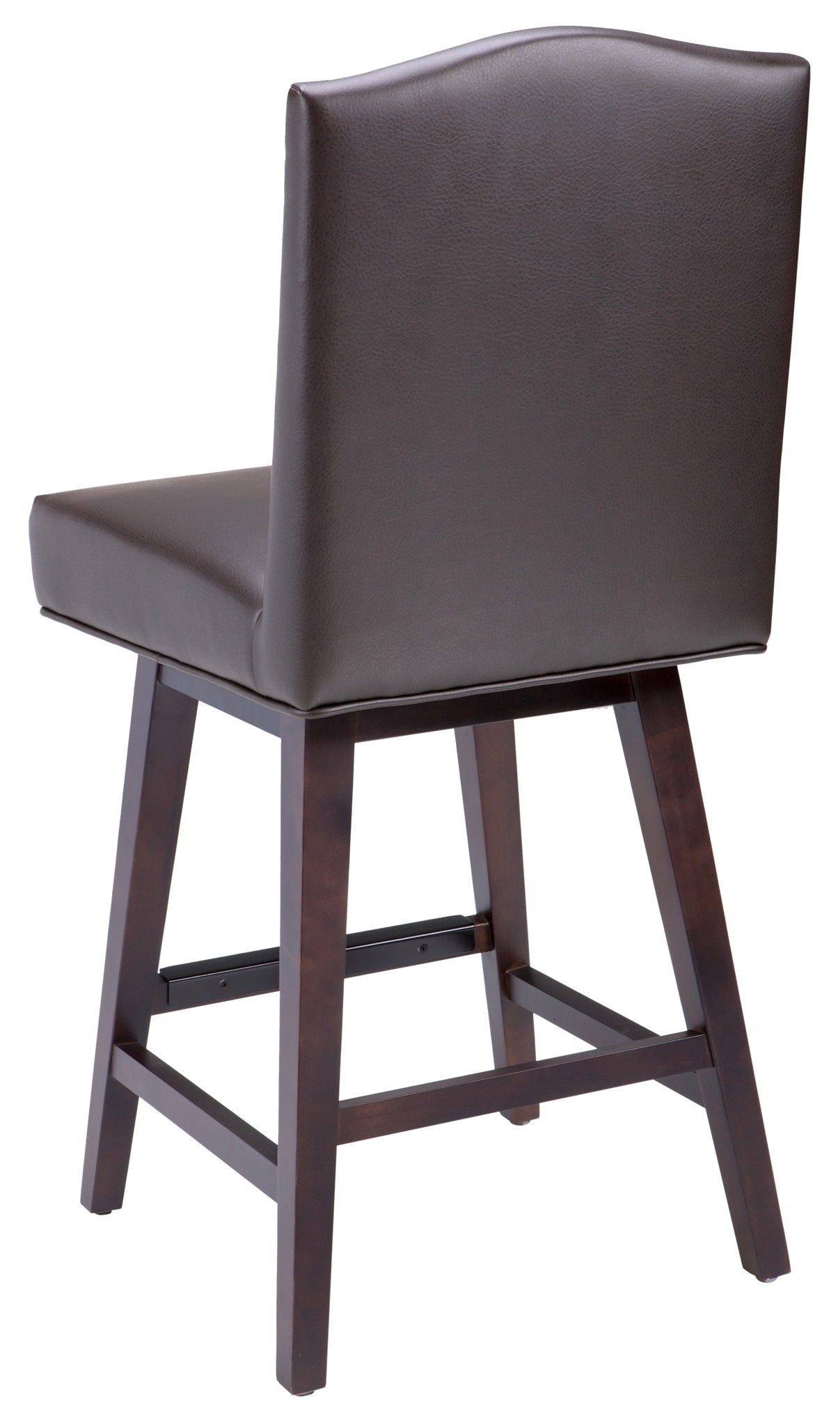 Maison Brown Swivel Counter Stool From Sunpan 73011
