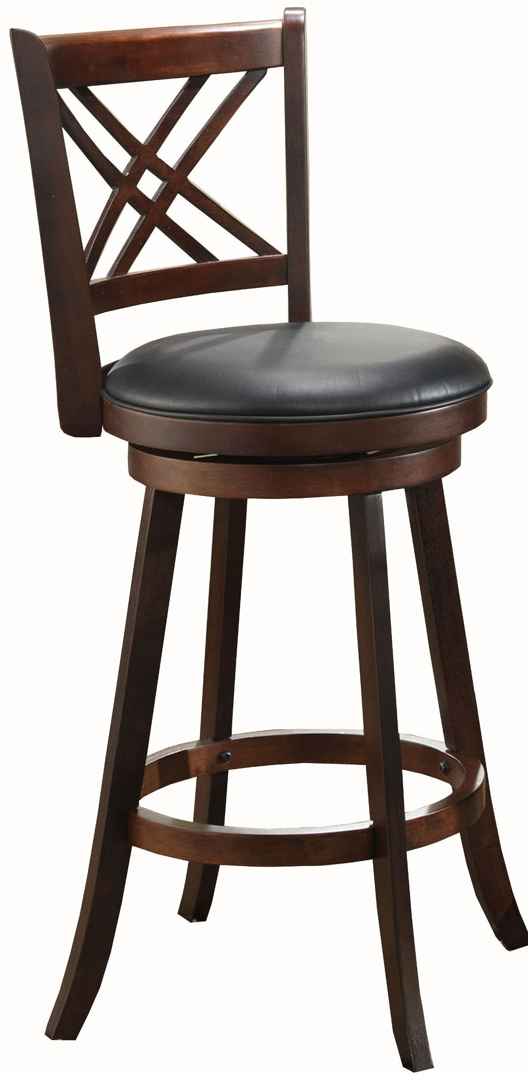29quot Walnut Double X Back Stool Set of 2 N1300 35 BS 29  : n1300 35 bs 24bs 29eci from colemanfurniture.com size 1082 x 2200 jpeg 192kB