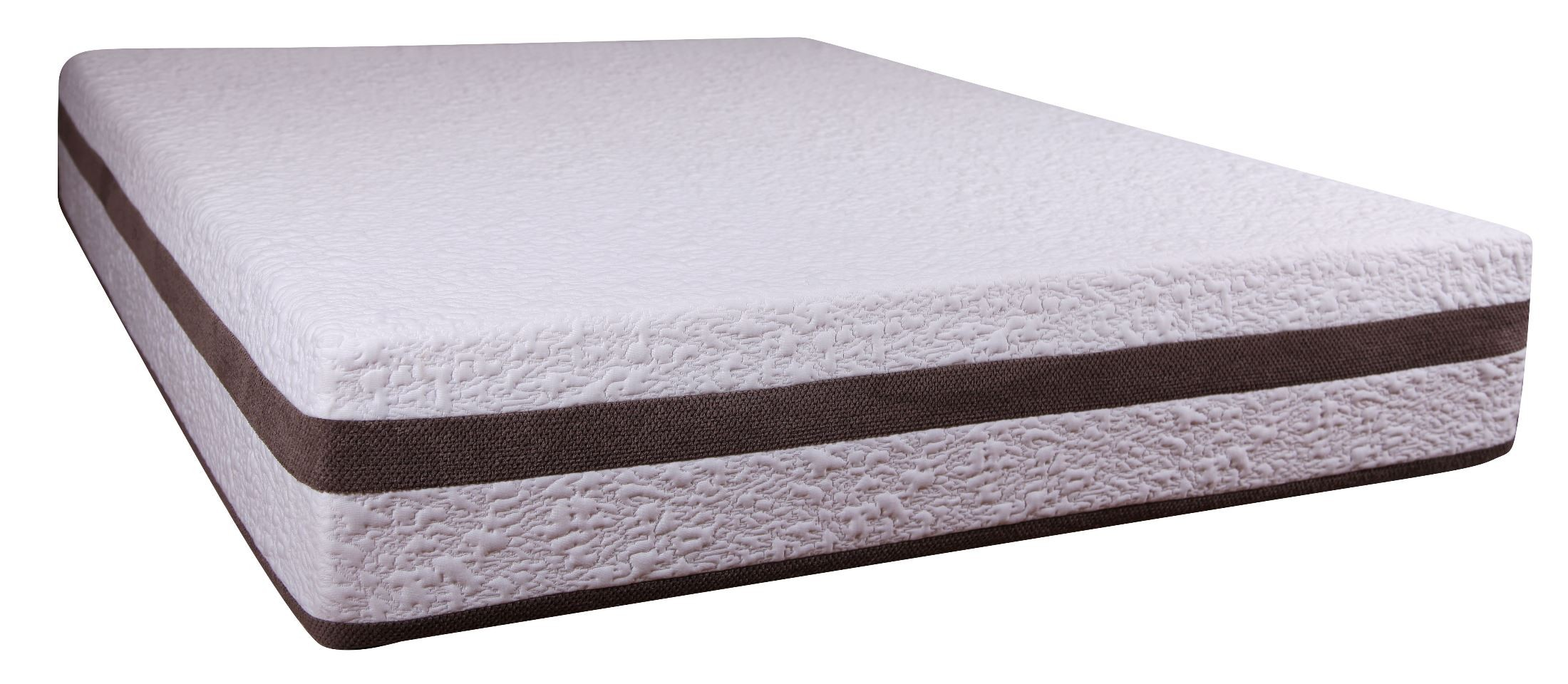 Nova 11 5 memory foam full size mattress from klaussner novaffmat coleman furniture Full size memory foam mattress