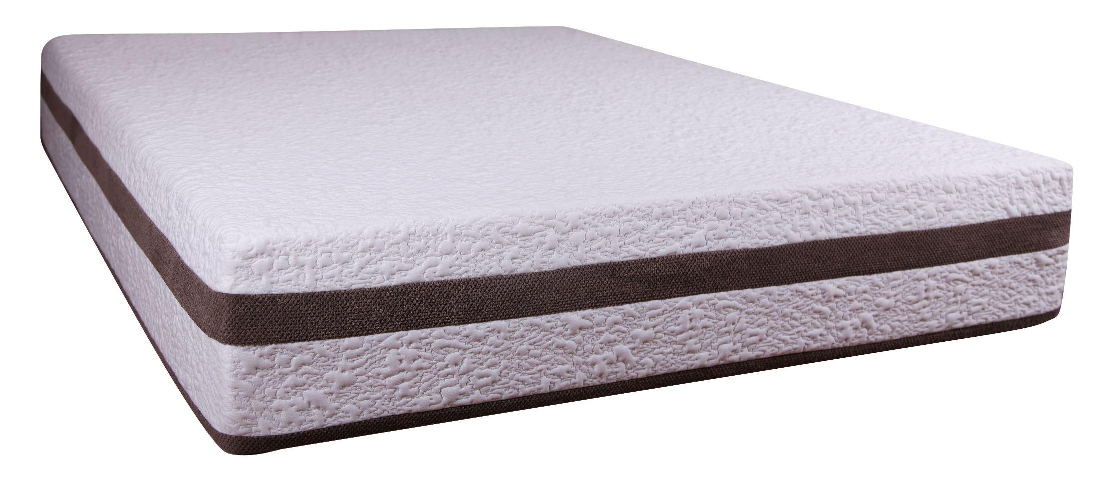 Nova 11 5 Memory Foam Queen Size Mattress From Klaussner Novaqqmat Coleman Furniture