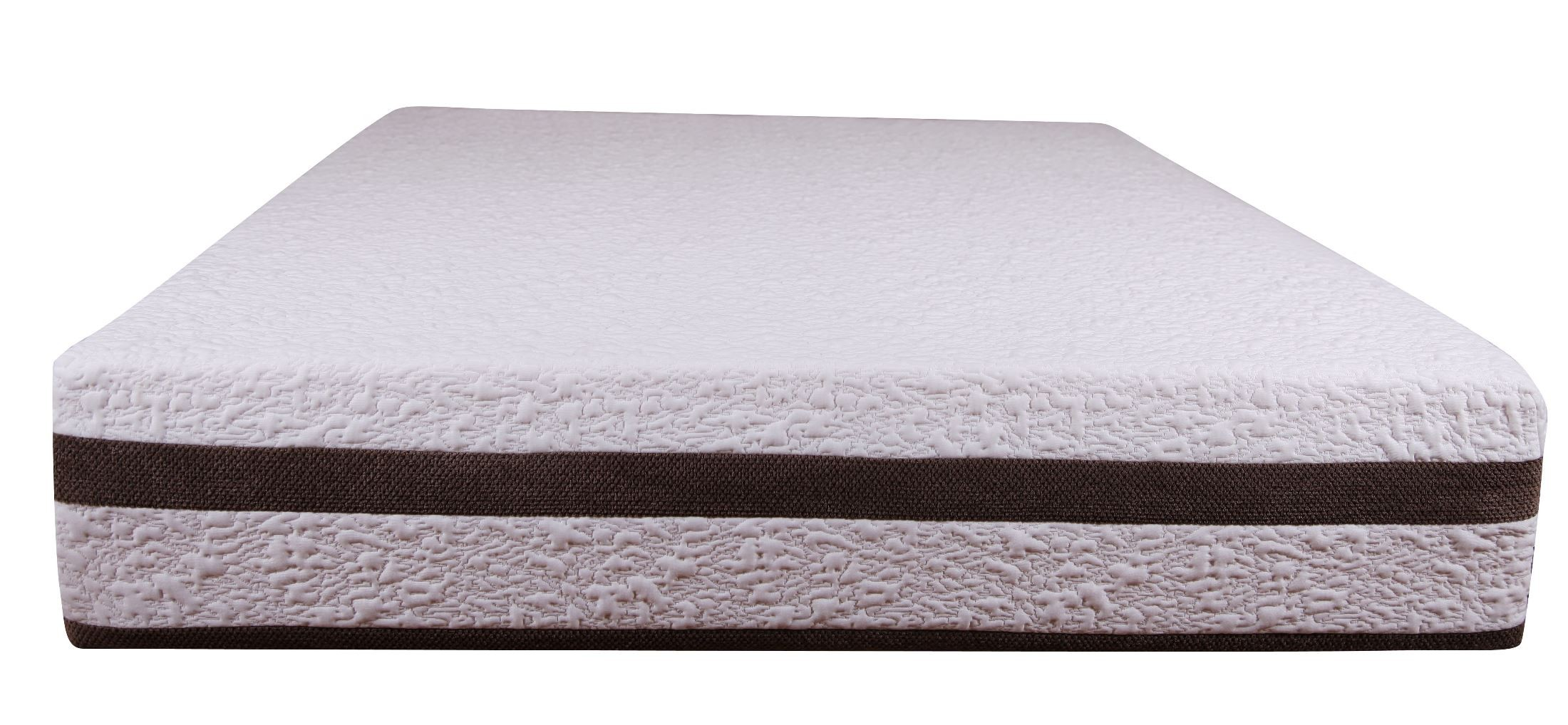 Nova 11 5 memory foam king size mattress from klaussner novakkmat coleman furniture Memory foam king size mattress