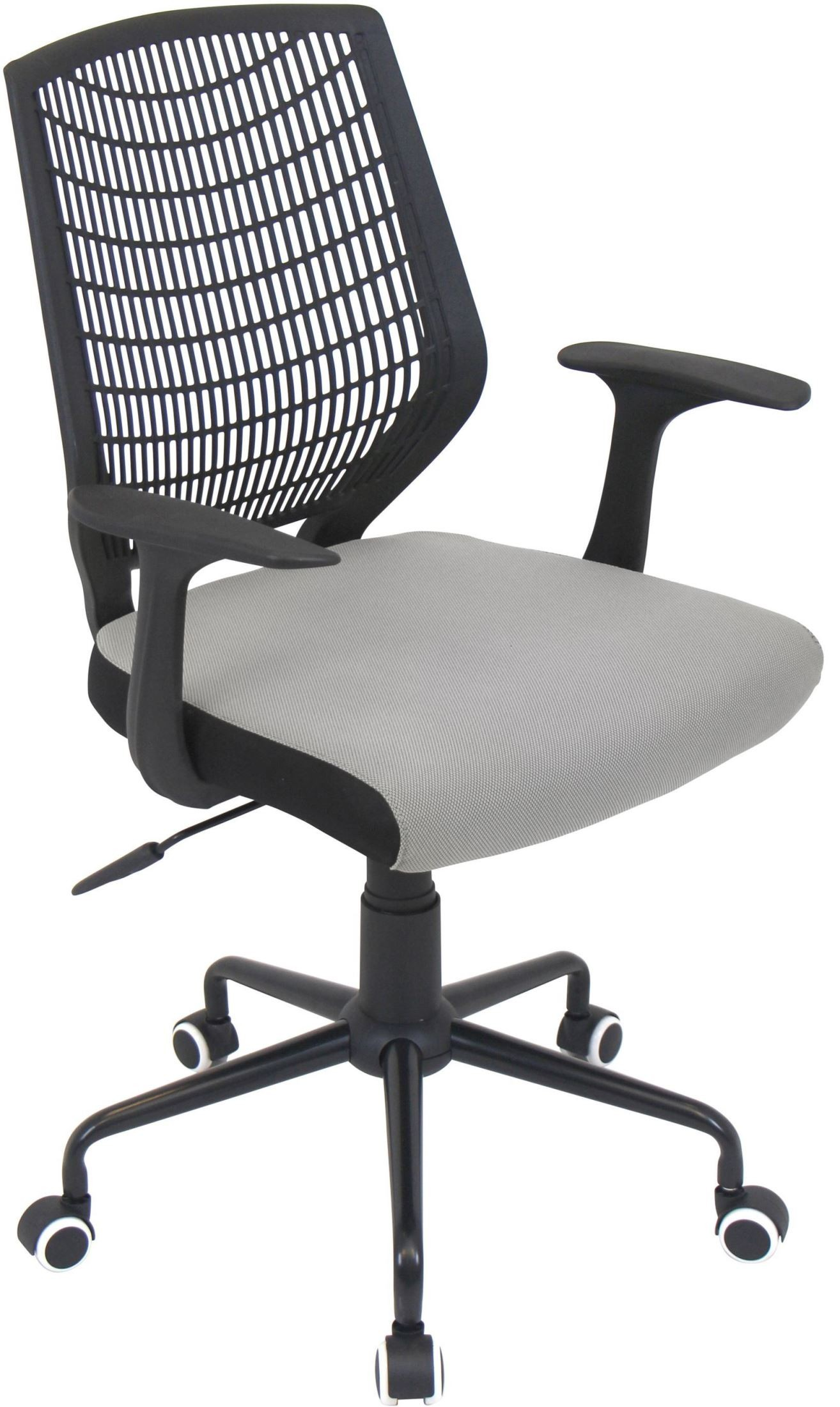 network silver office chair from lumisource ofc net bk sv coleman