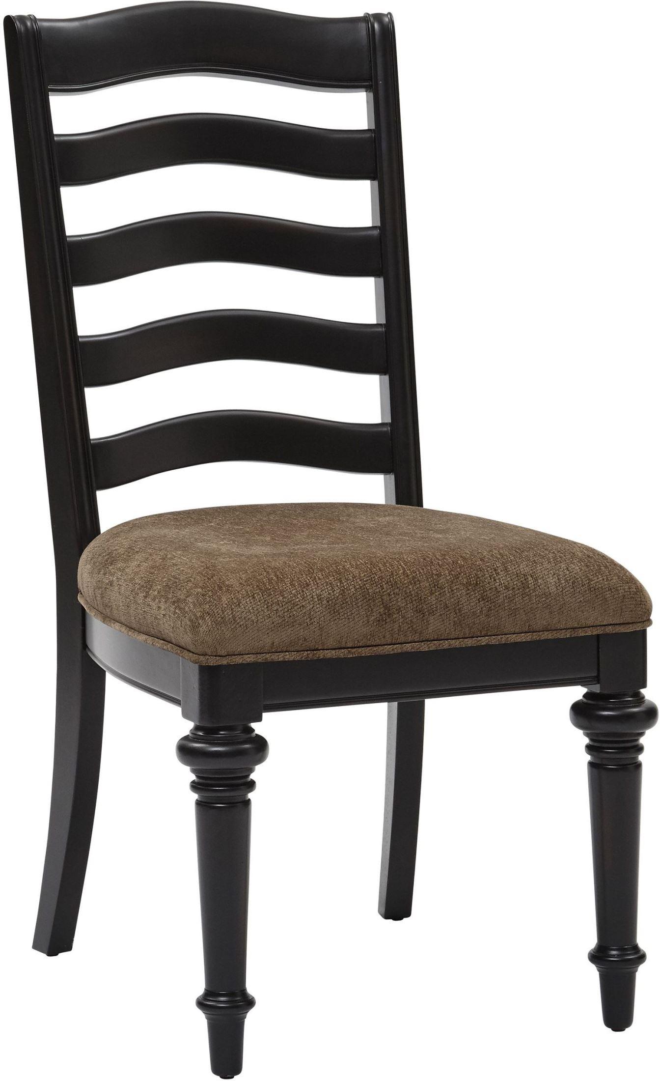 Arrow Ridge Gray Side Chair P Pulaski