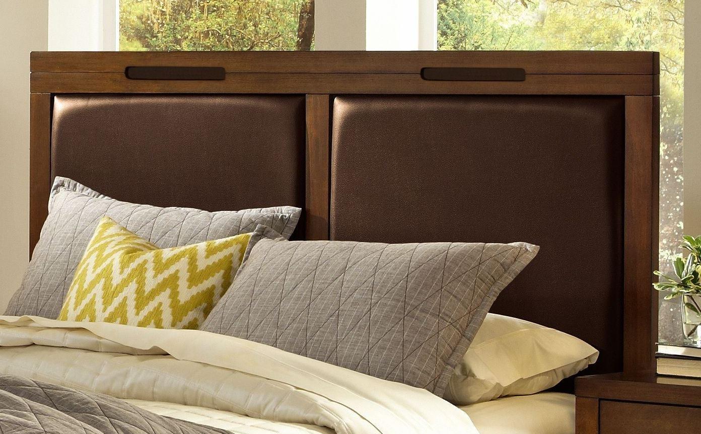 Portland Nutmeg Upholstered Bedroom Set P114 34 35 78 Progressive