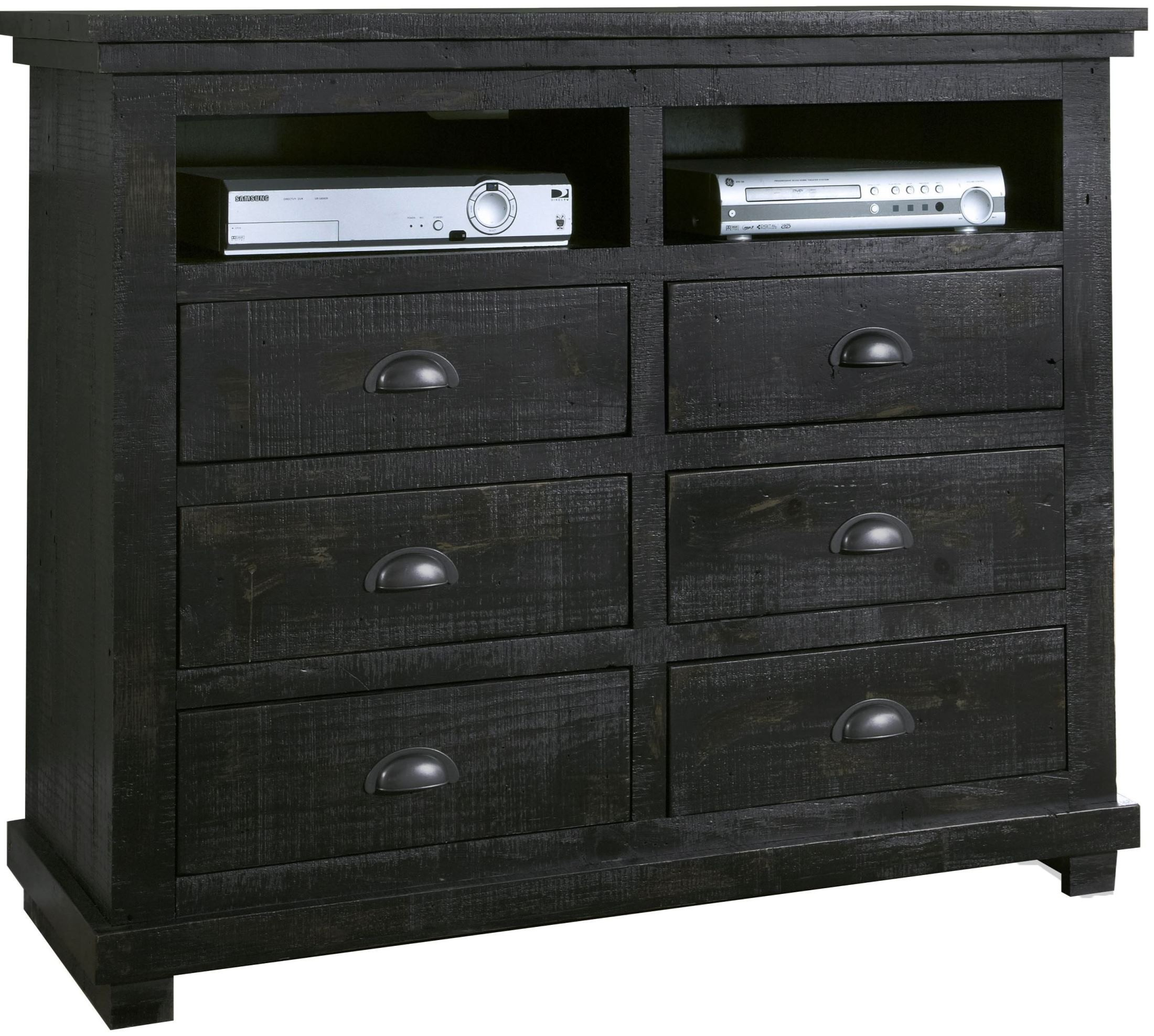 willow distressed black upholstered bedroom set p612 34 35 78