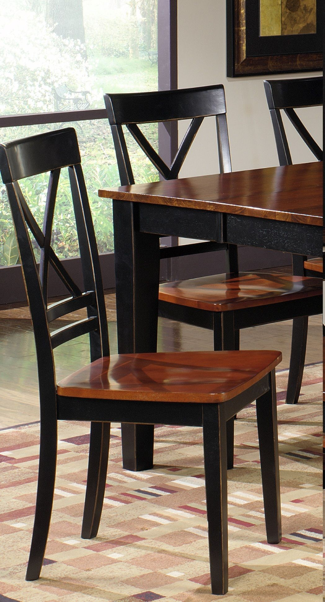 cosmo unique and durable dining room set p809 10b 10t progressive