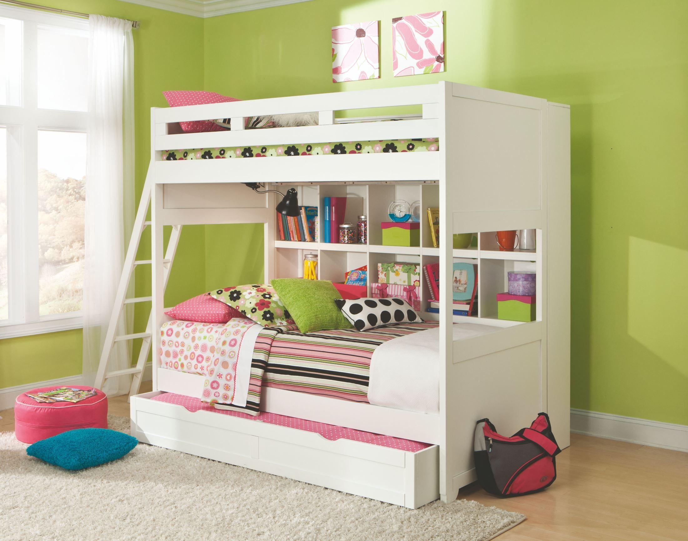 smart solutions white bunk bedroom set 5310 934 2 968