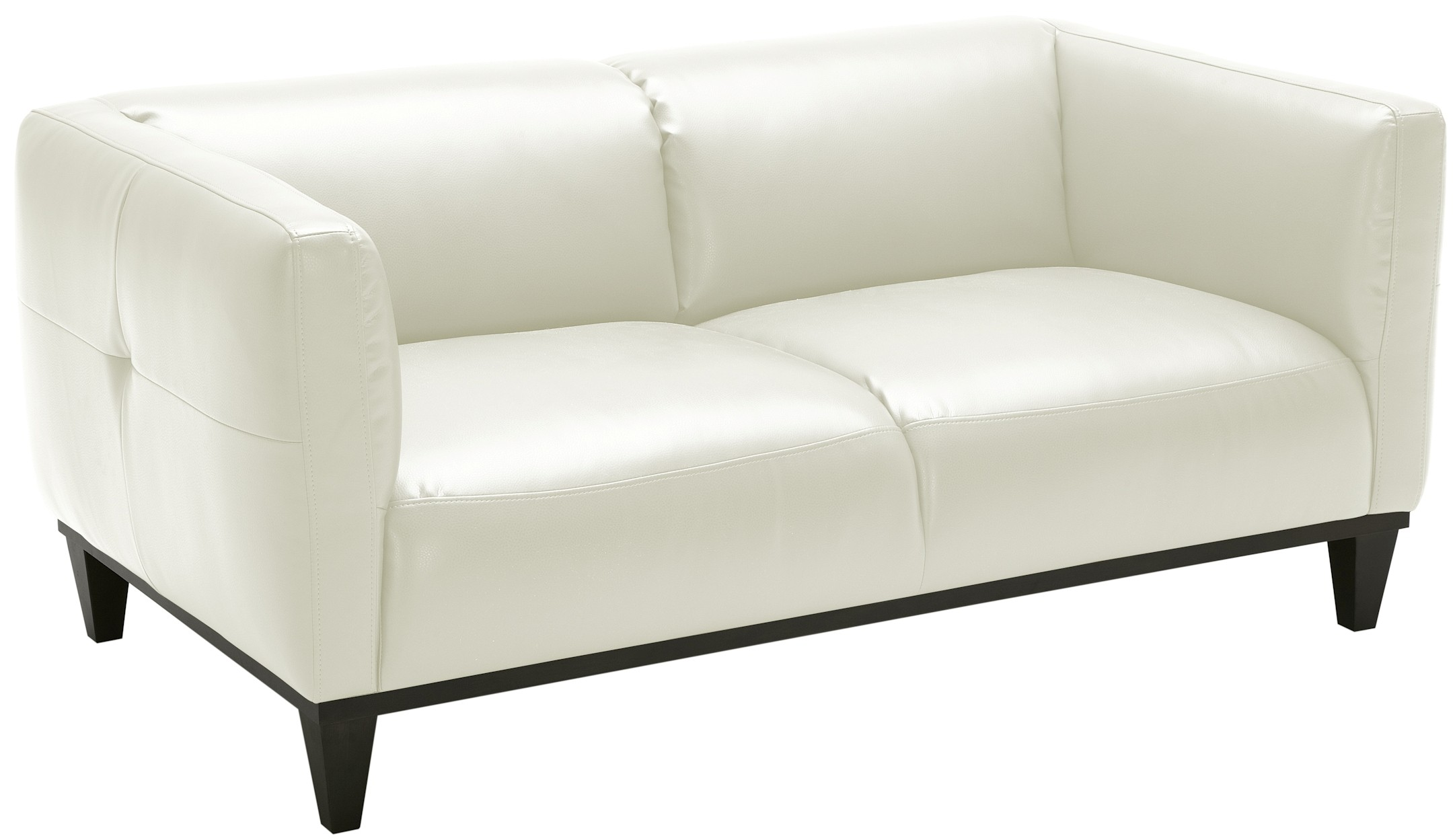Paradox Ivory Love Seat 71036 2 Sunpan Modern Home