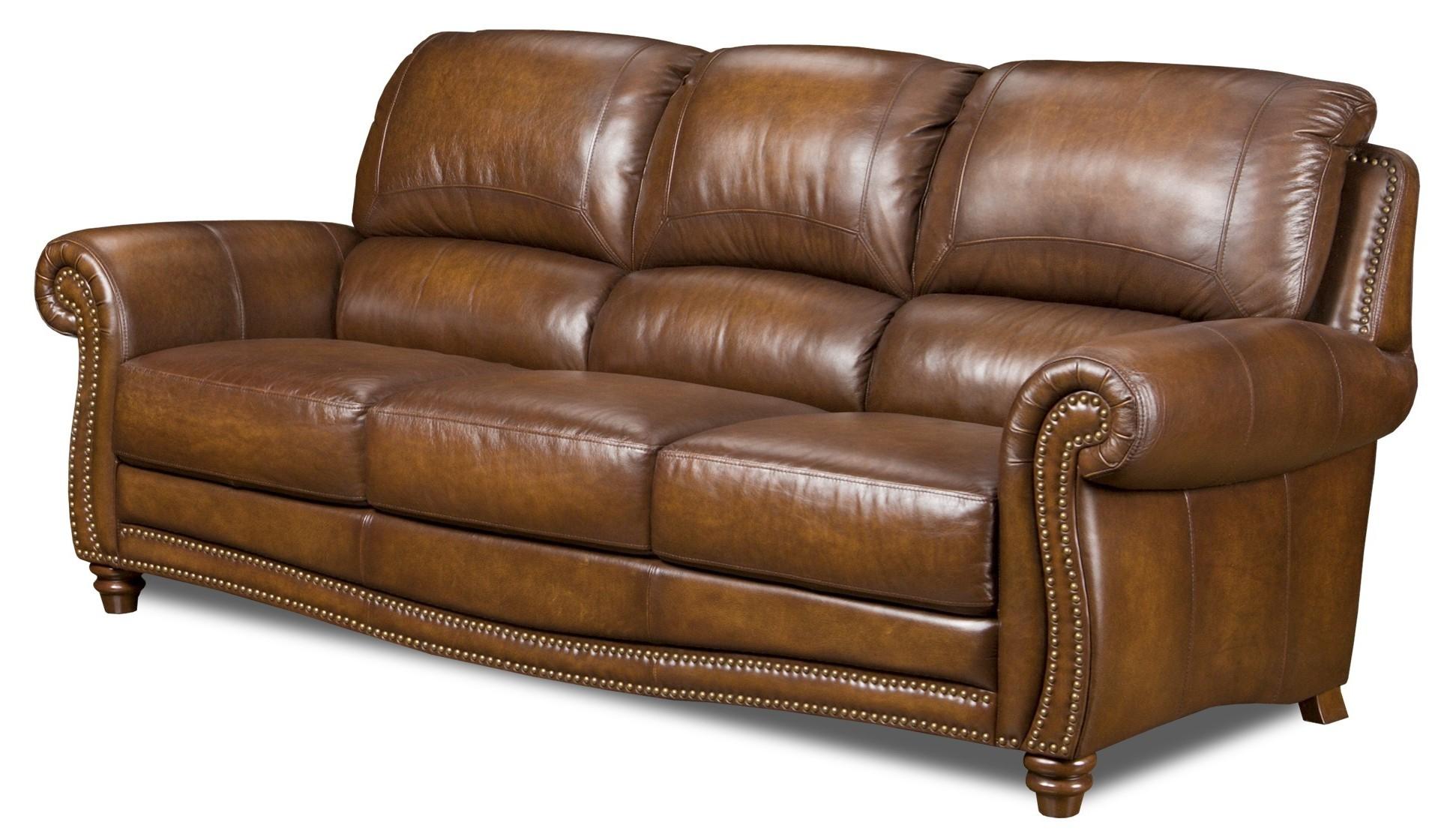 Santaramo Parker San Marco Sofa Leather Italia Leather Furniture