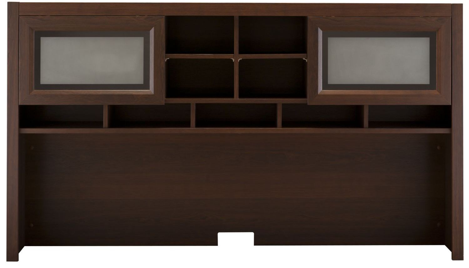 Achieve Sweet Cherry Home Office Set From Bush Pr67610k Coleman Furniture