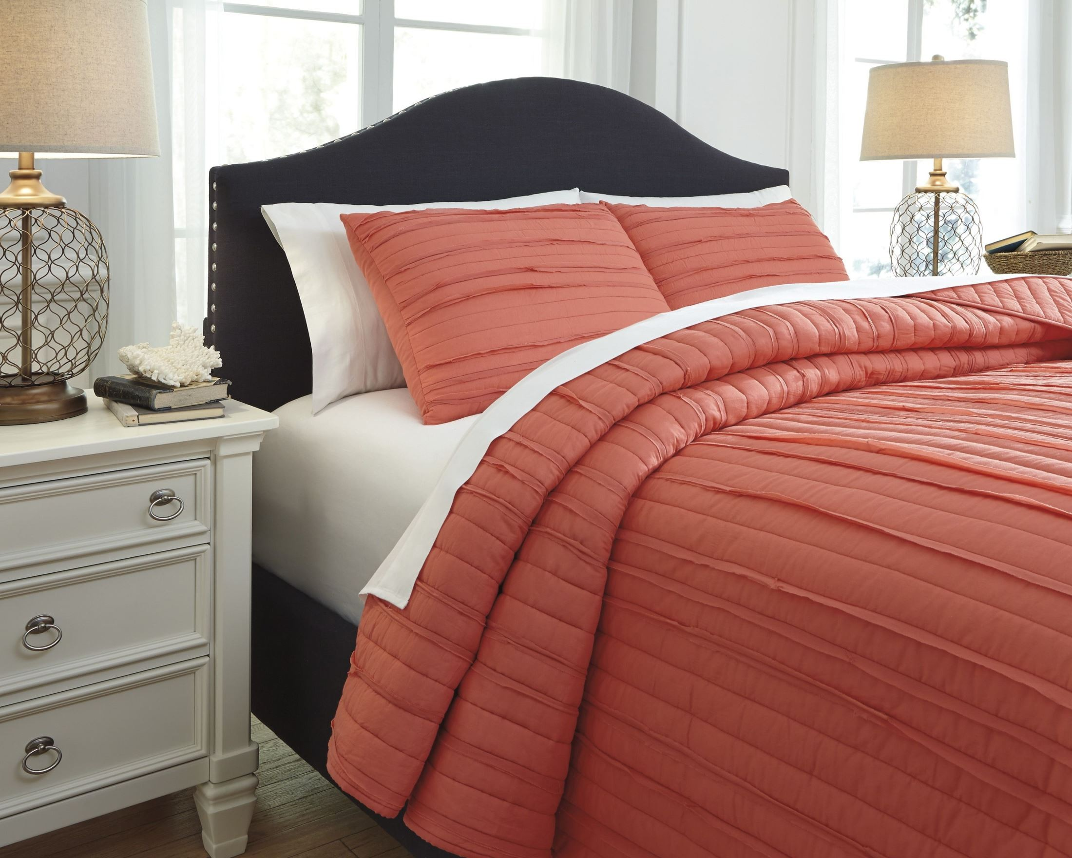 coral king size bedding 28 images solsta coral king
