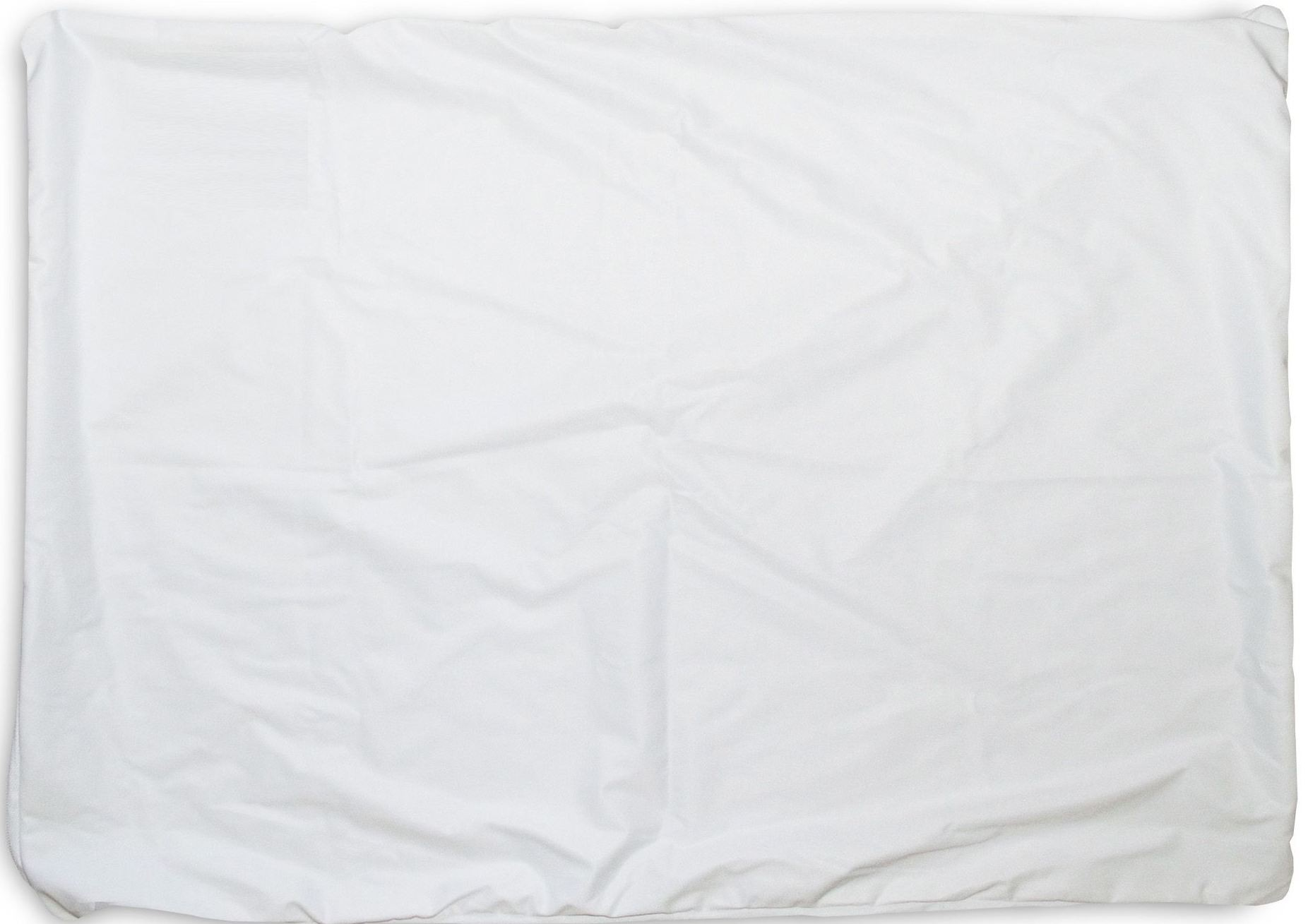 Invisicase white king cal king pillow encasement qd0200 for California king pillows