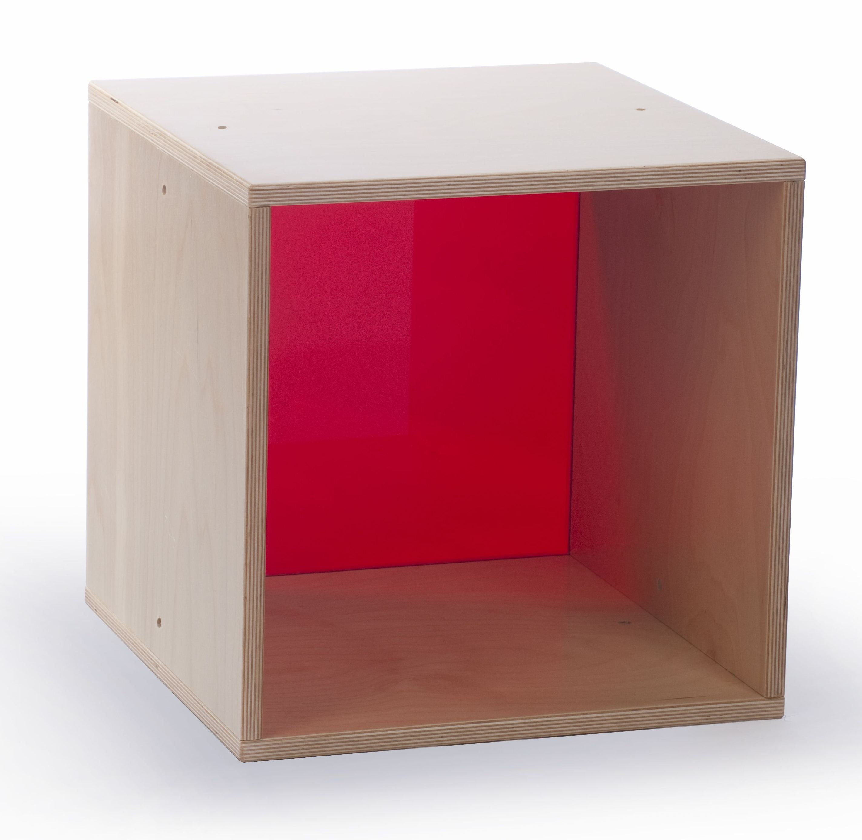 Red Cube Storage From Whitney Brothers Wb0905r Coleman Furniture