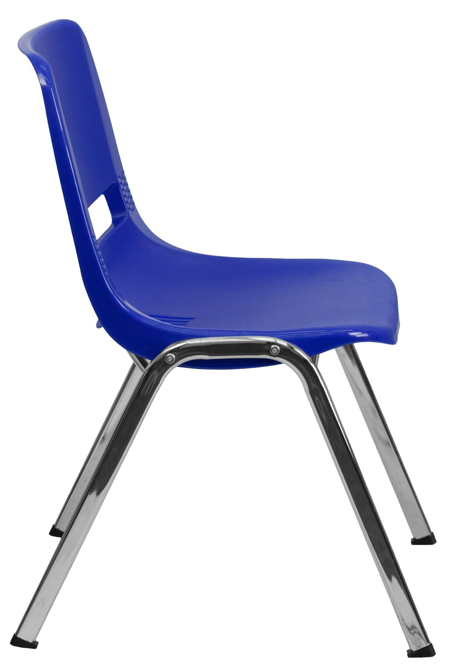 Hercules Series Navy 32 Quot Ergonomic Shell Stack Chair With