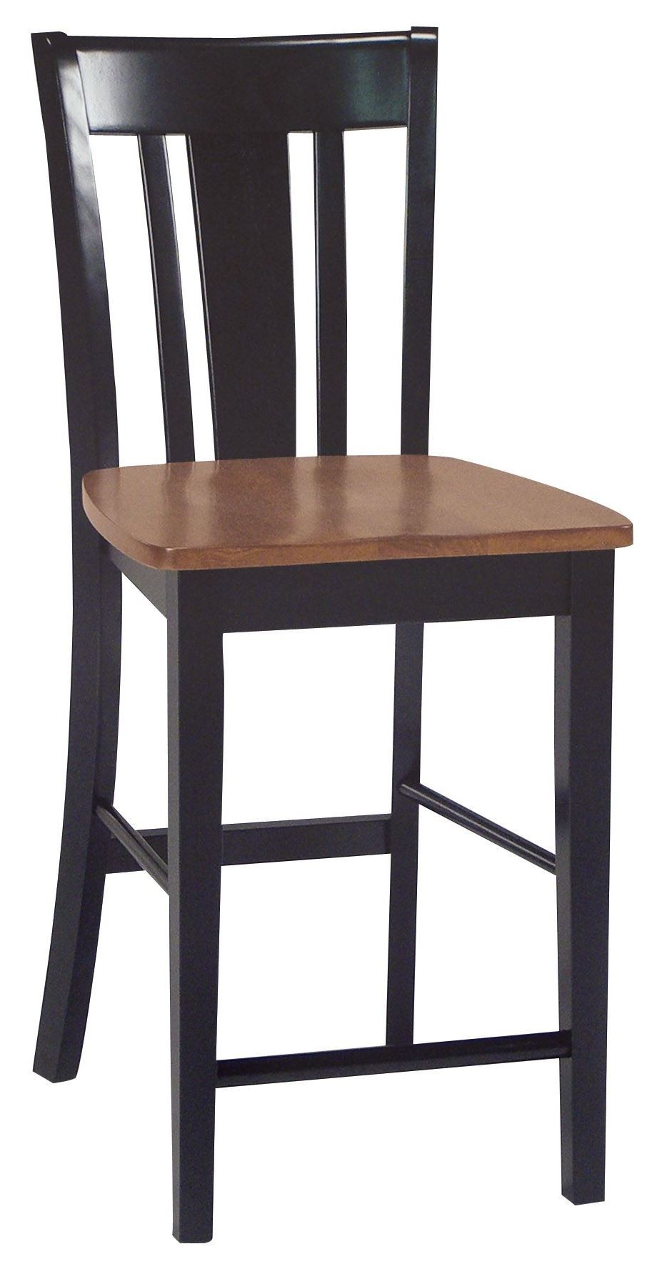 Dining Essentials Black Cherry San Remo Stool S57 102 John Thomas