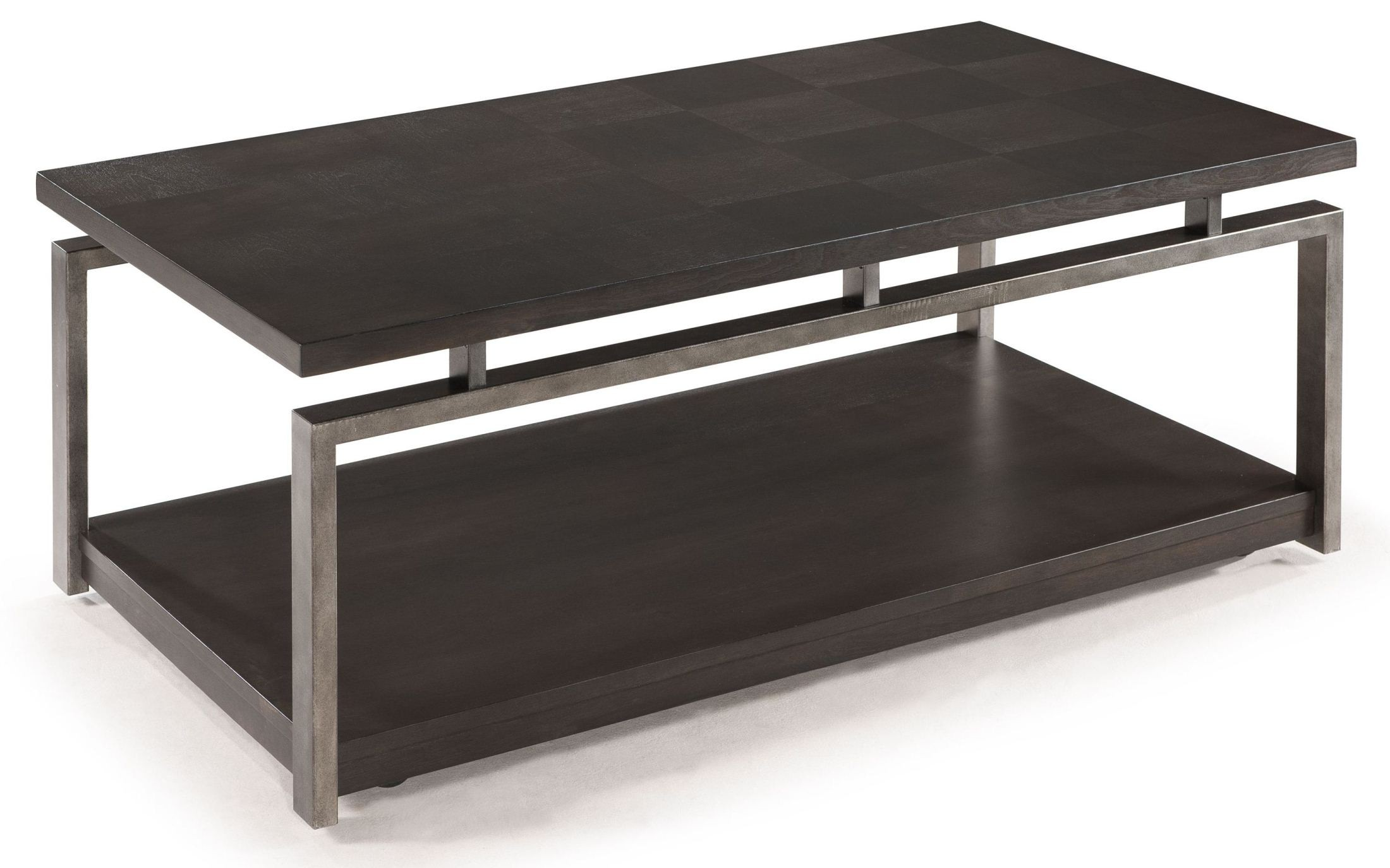 alton rectangular casters cocktail table from magnussen
