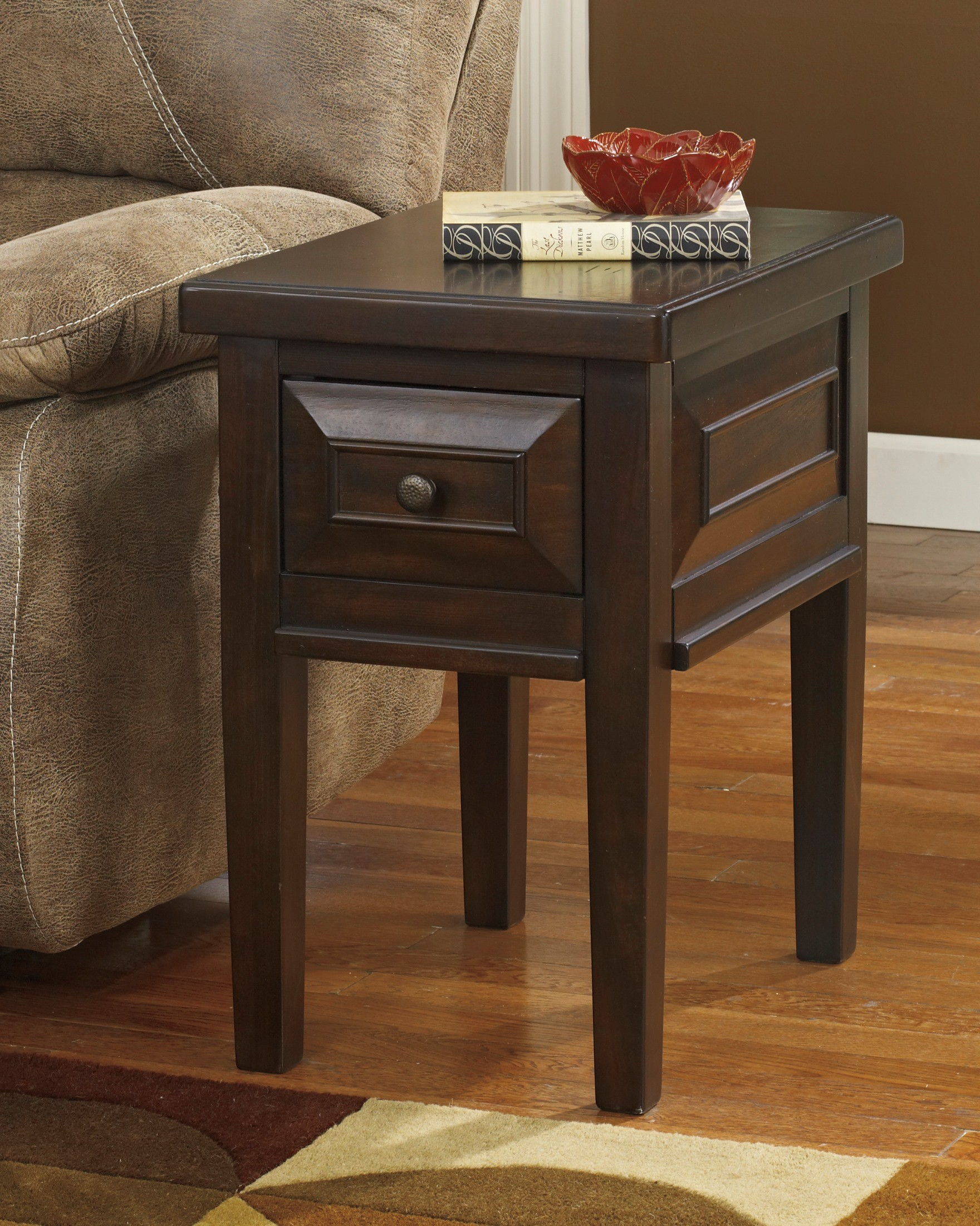 Hindell Park Chair Side End Table