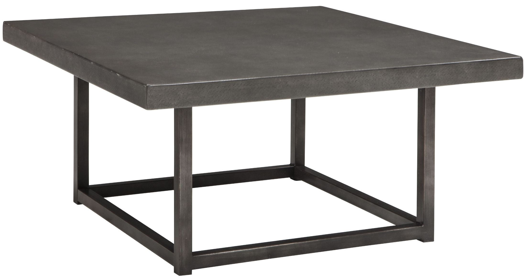 Starmore brown square cocktail table t913 8 ashley for Square cocktail table