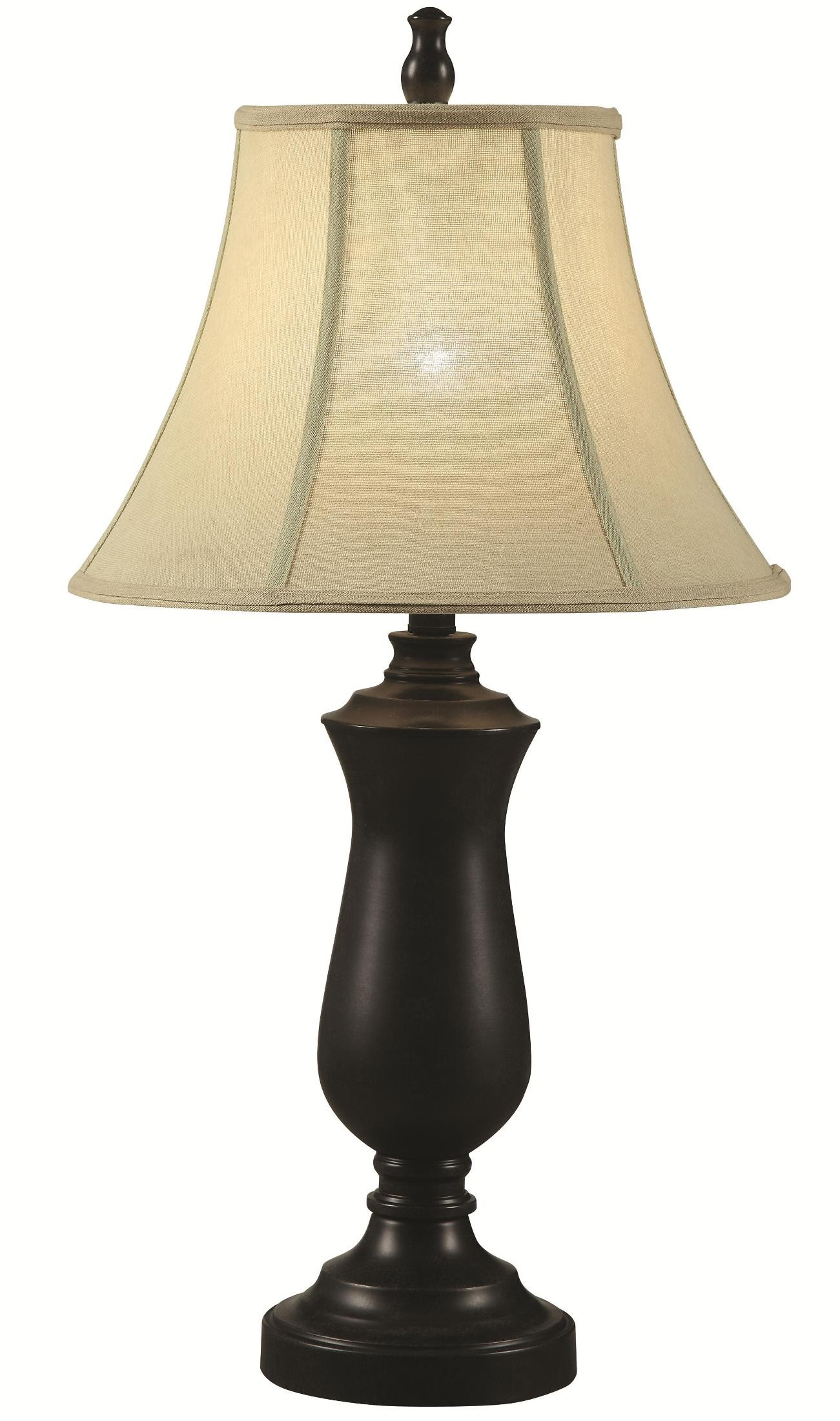 901535 Table Lamp Set Of 2 From Coaster 901535