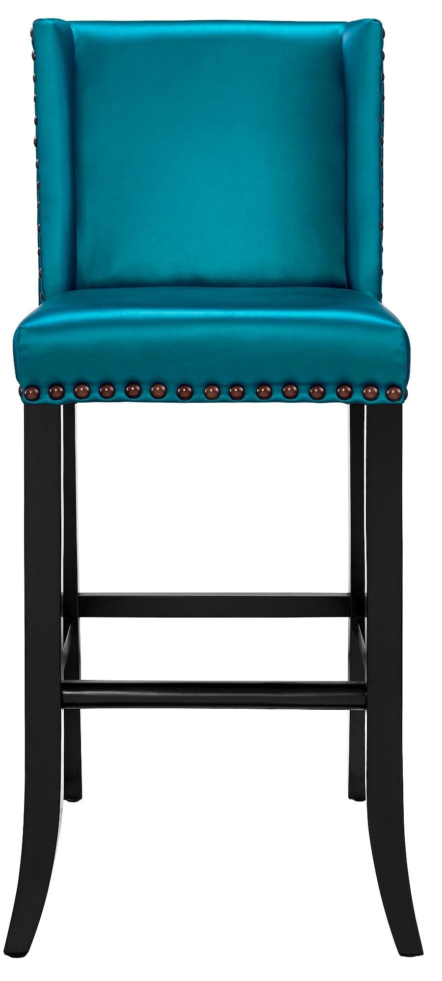 Denver Blue Bar Stool From Tov Bs13 Coleman Furniture