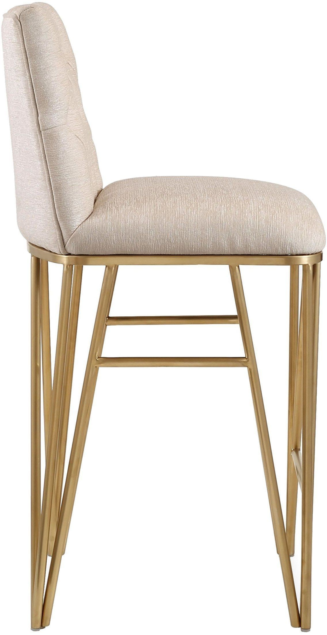 Lexi Cream Textured Velvet Bar Stool D3730 TOV Furniture : tov d37302tov from colemanfurniture.com size 1136 x 2200 jpeg 263kB