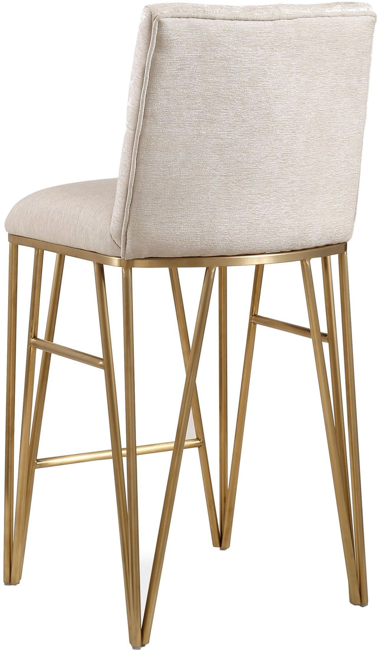 Lexi Cream Textured Velvet Bar Stool D3730 TOV Furniture : tov d37303tov from colemanfurniture.com size 1281 x 2200 jpeg 435kB