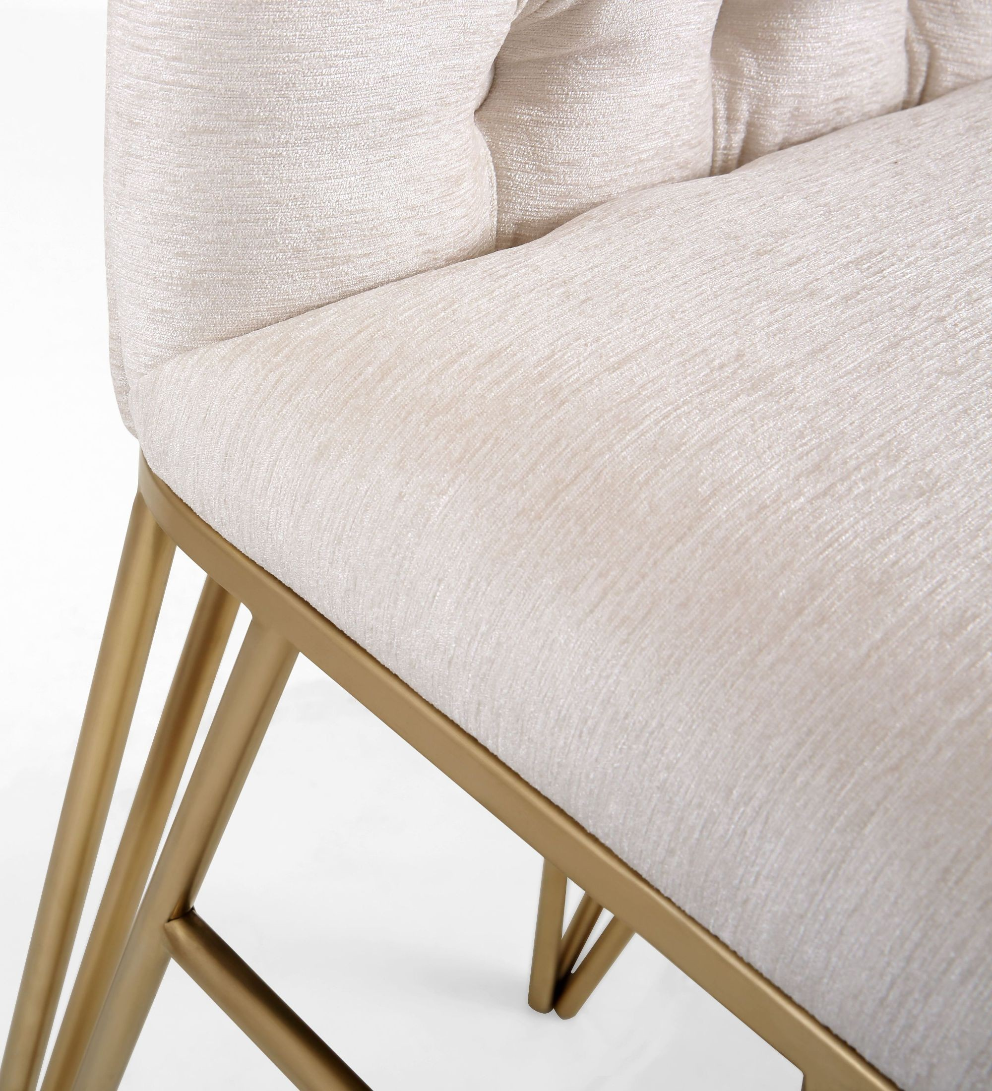 Lexi Cream Textured Velvet Bar Stool D3730 TOV Furniture : tov d37306tov from colemanfurniture.com size 2000 x 2200 jpeg 760kB