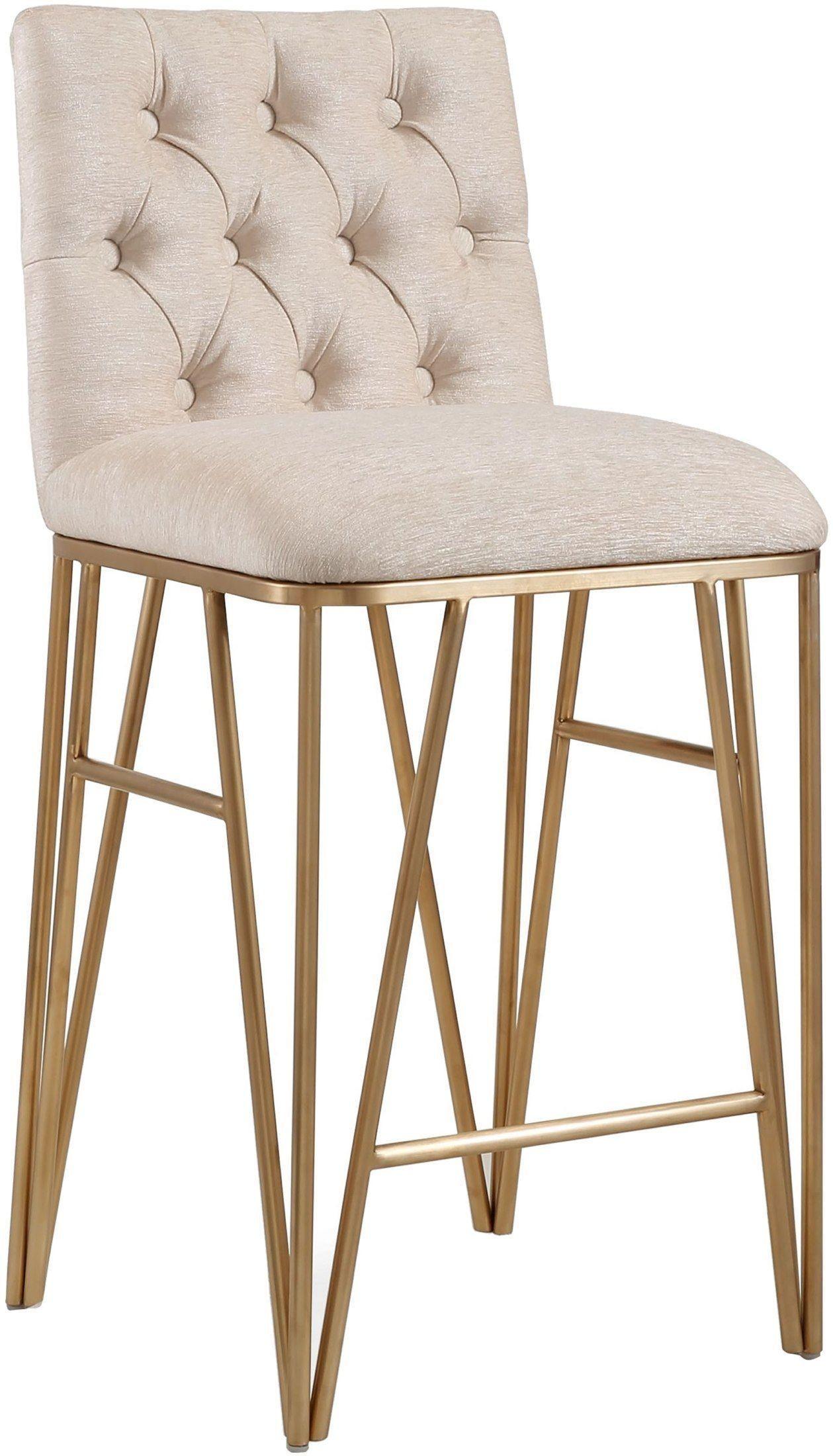Lexi Cream Textured Velvet Bar Stool D3730 TOV Furniture : tov d3730tov from colemanfurniture.com size 1259 x 2200 jpeg 347kB