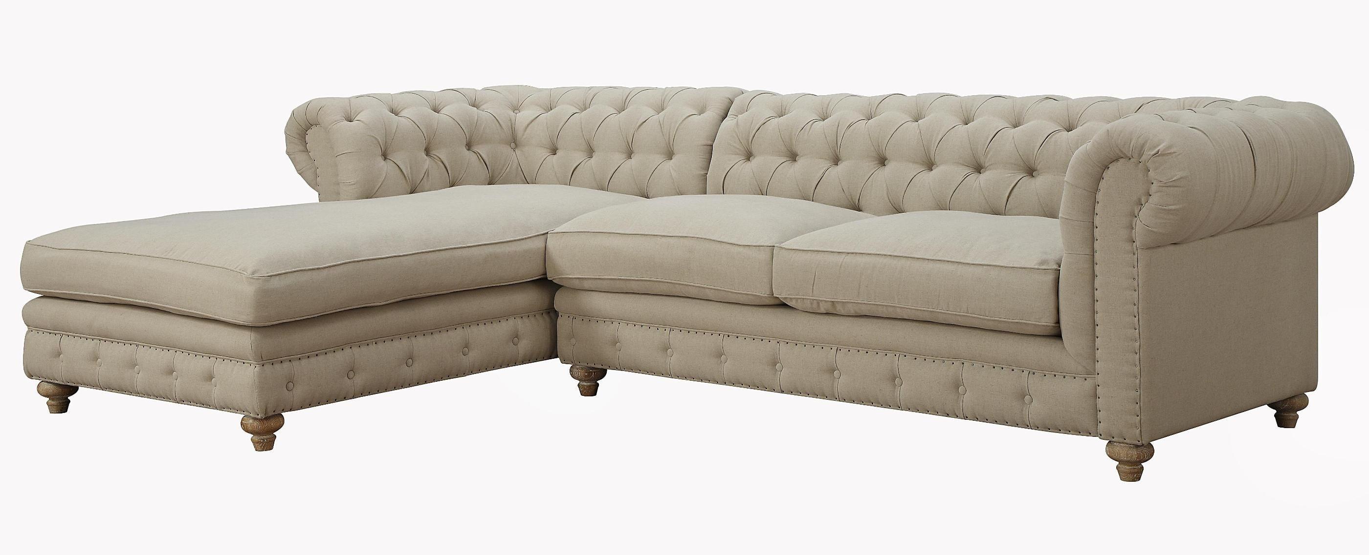 oxford beige linen laf sectional from tov s19 sec l coleman furniture. Black Bedroom Furniture Sets. Home Design Ideas