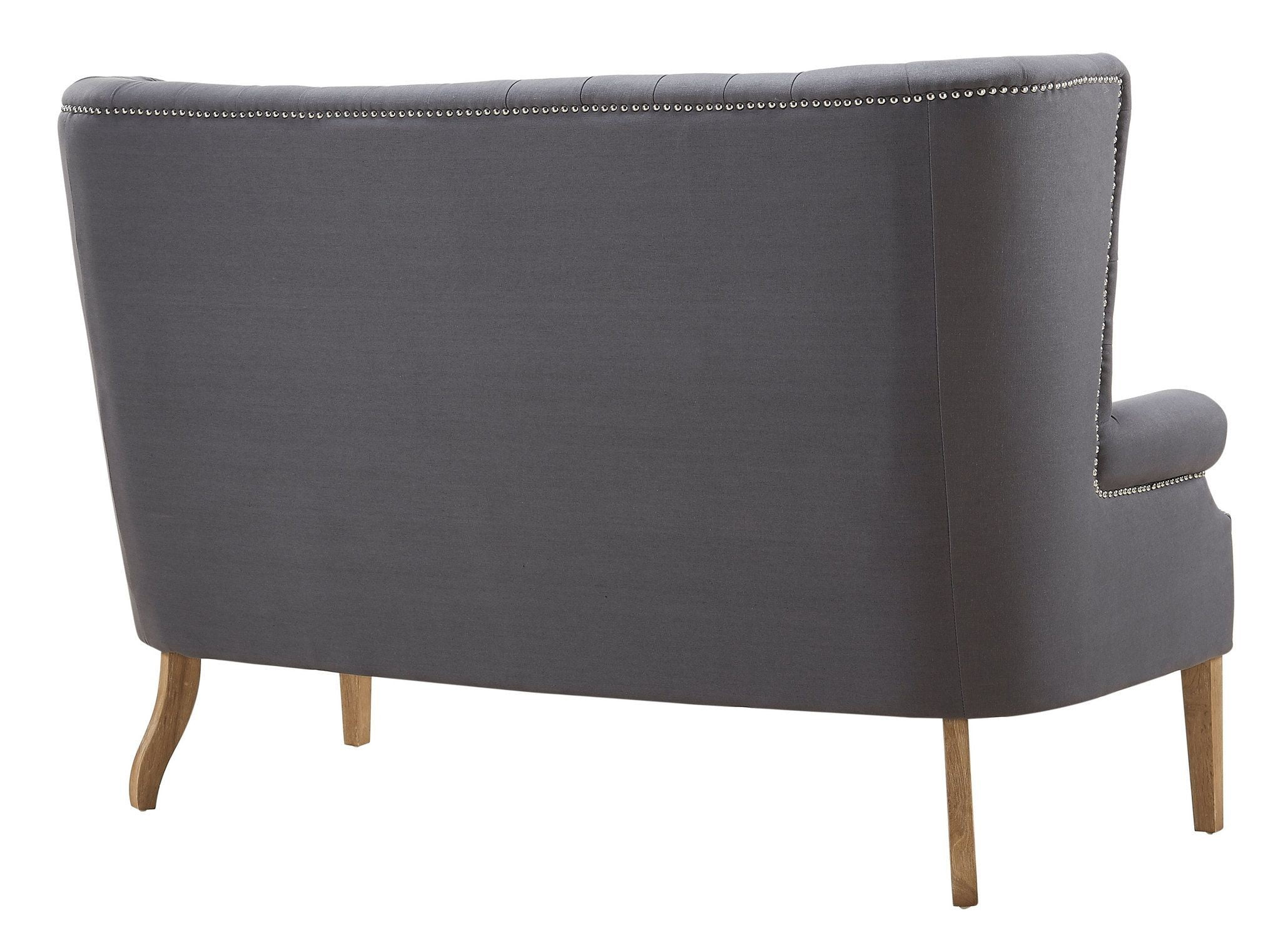 Abe Grey Linen Living Room Set From Tov S2063 Coleman
