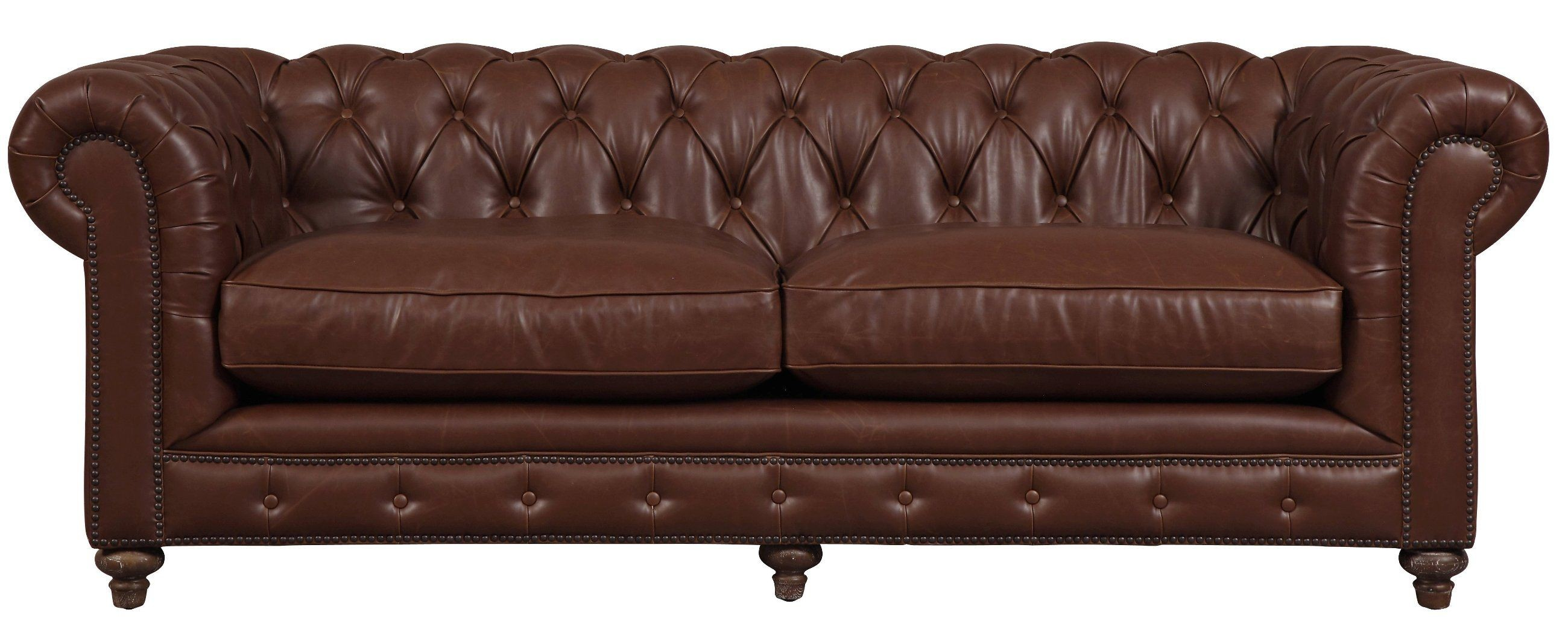 durango antique brown leather sofa s24 02 tov. Black Bedroom Furniture Sets. Home Design Ideas
