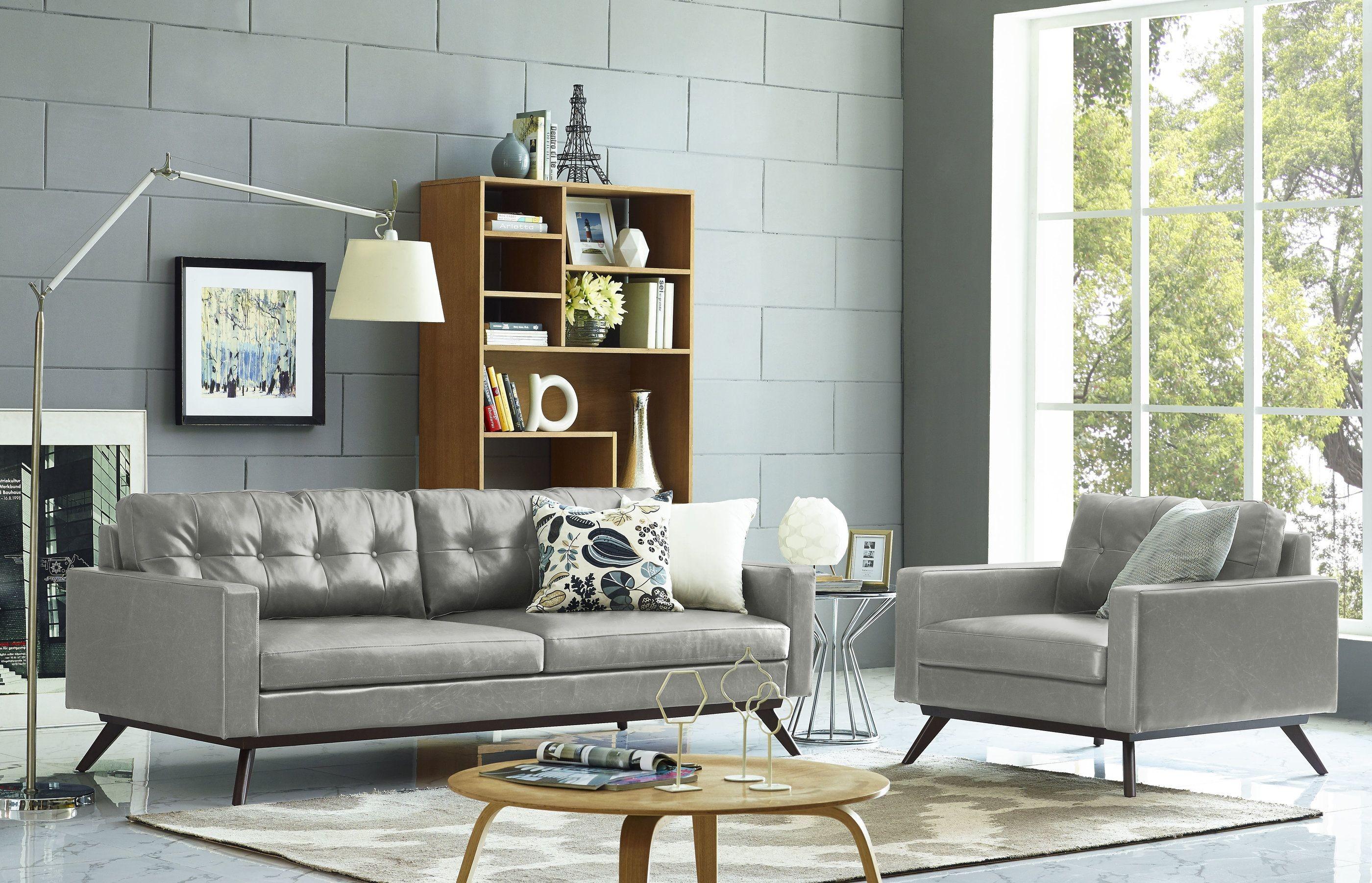 Living room sets grey modern house for Living room furniture 0 finance