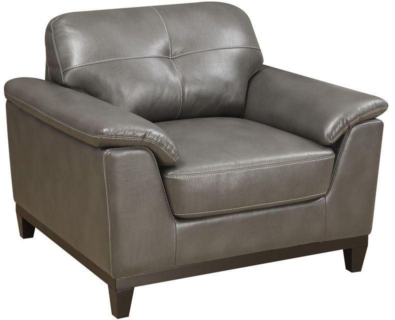 Marquis Grey Chair U4289 02 13 Emerald Home Furnishings