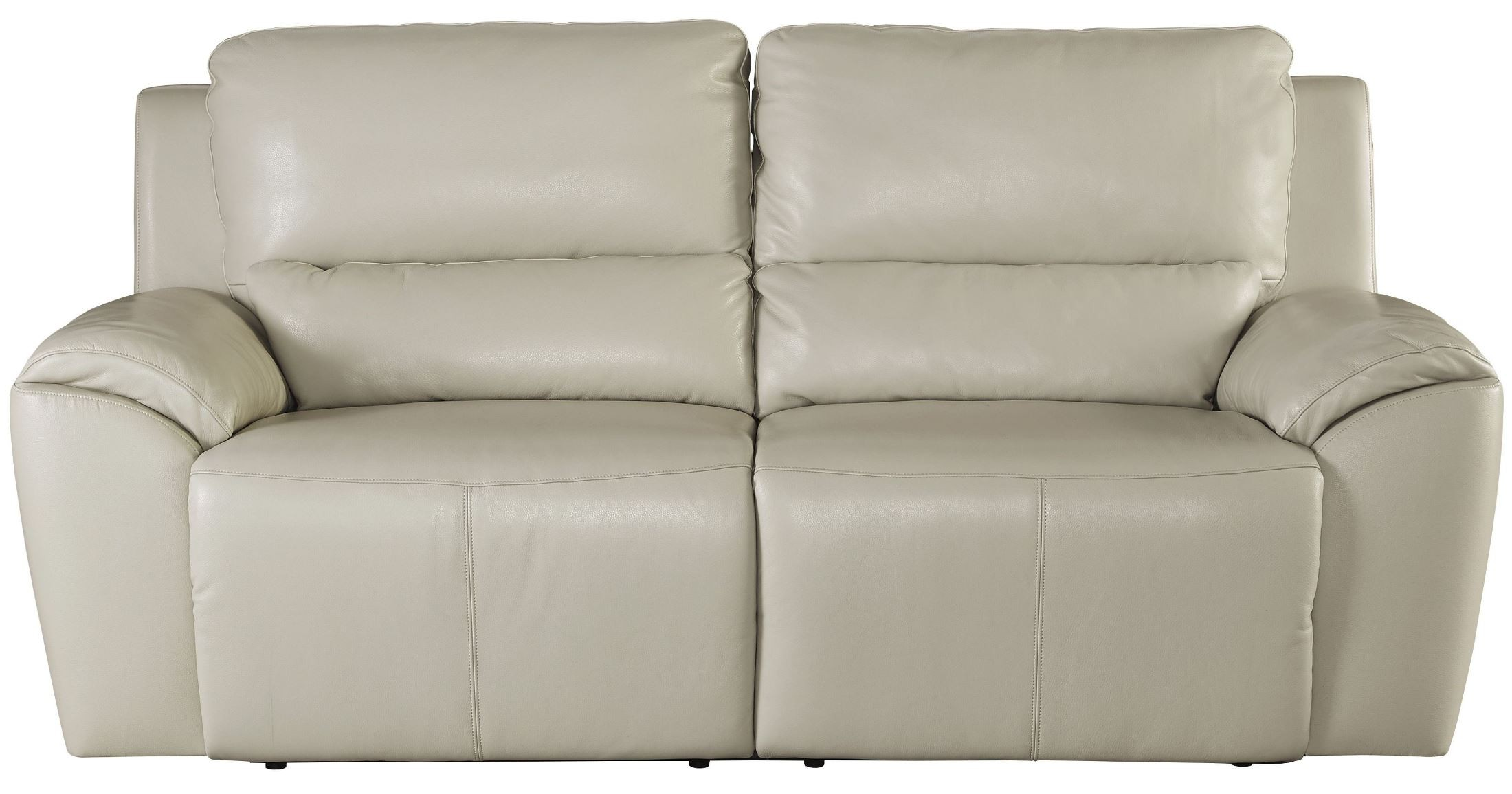 Valeton Cream 2 Seat Power Reclining Sofa From Ashley