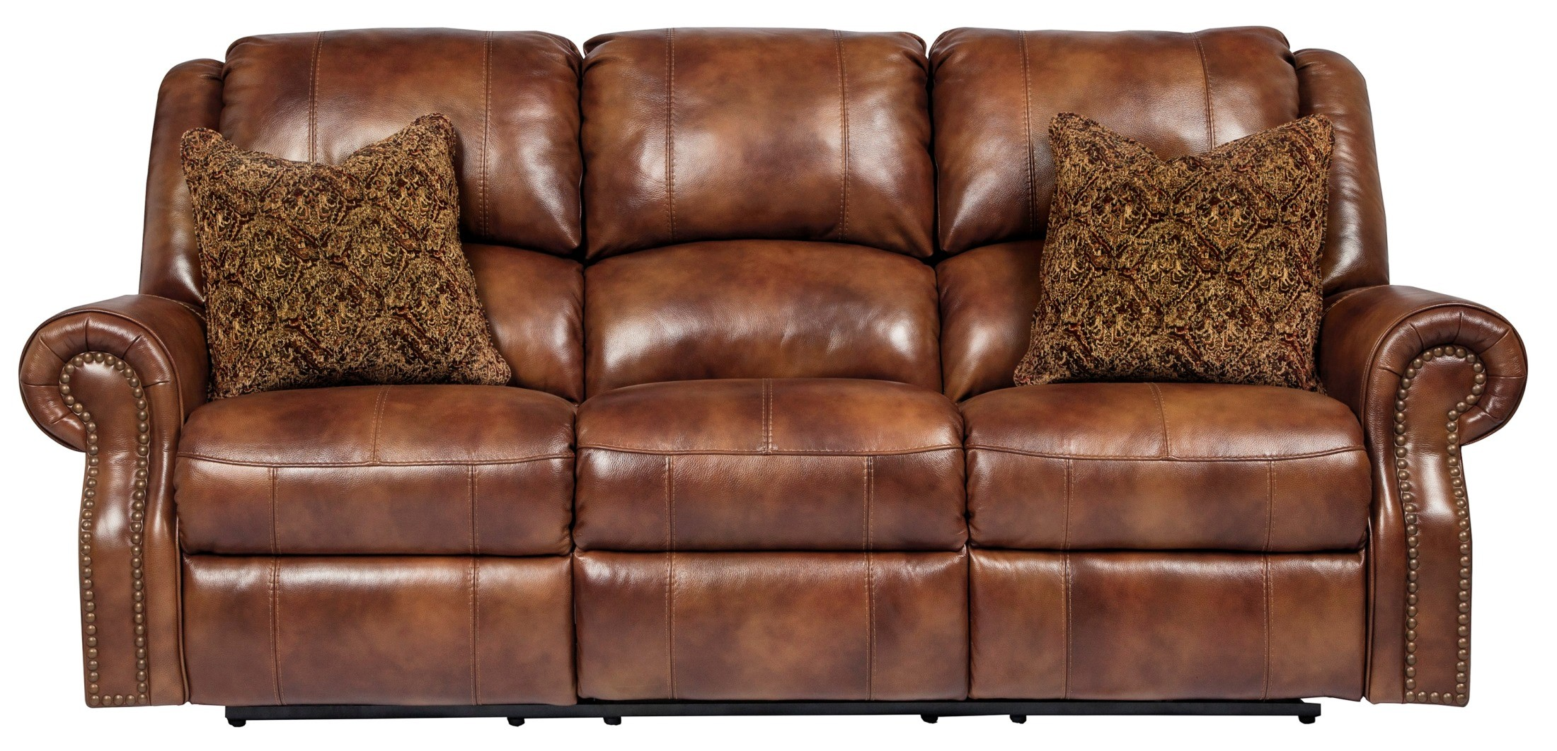 Walworth Auburn Reclining Living Room Set From Ashley U78001 88 86 Colema